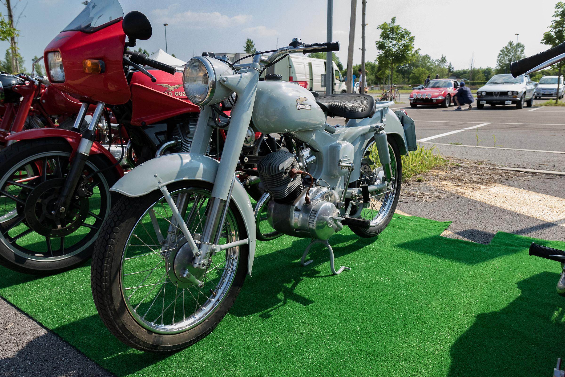 1 Ducati Model...