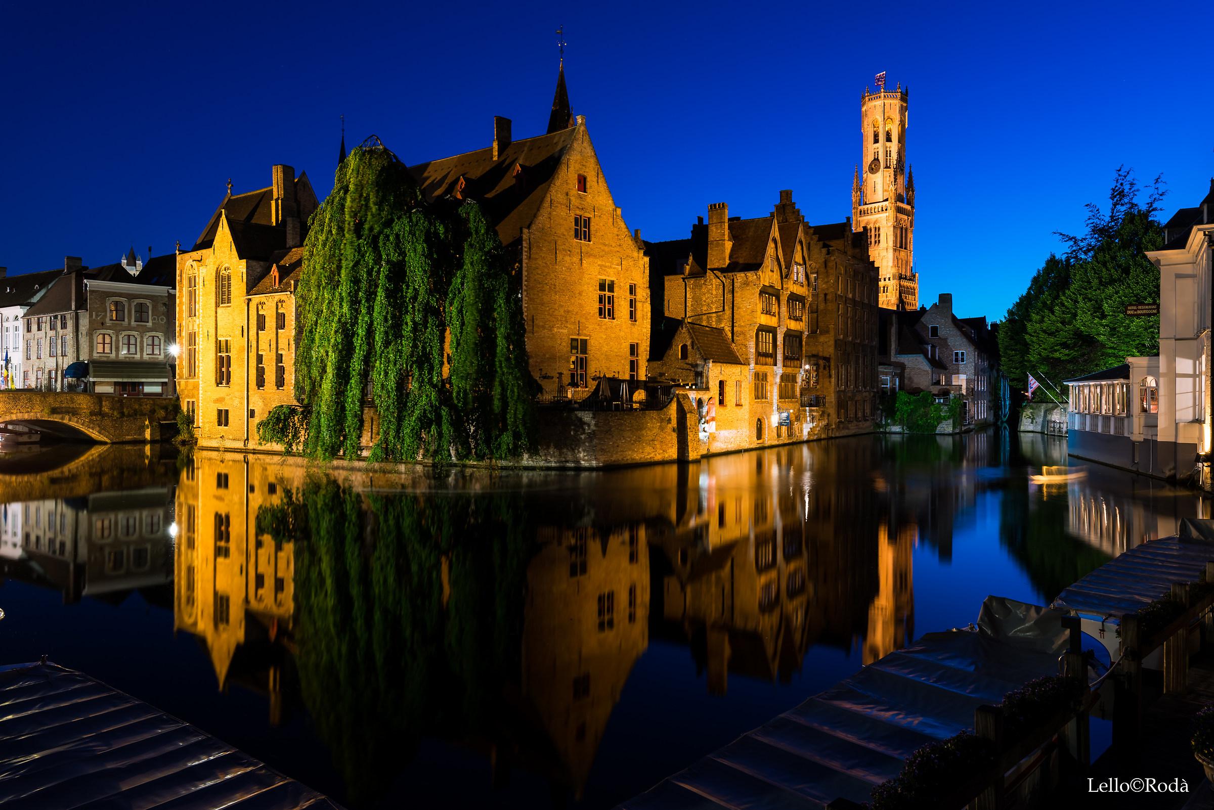 Bruges (Belgique)...