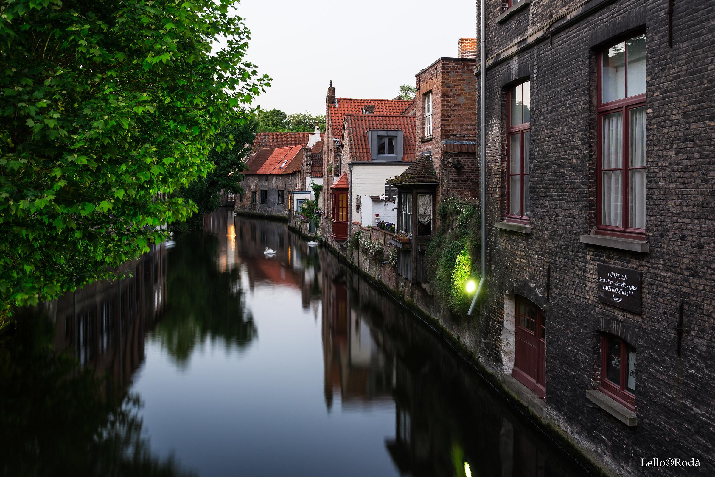 Bruges Channels...
