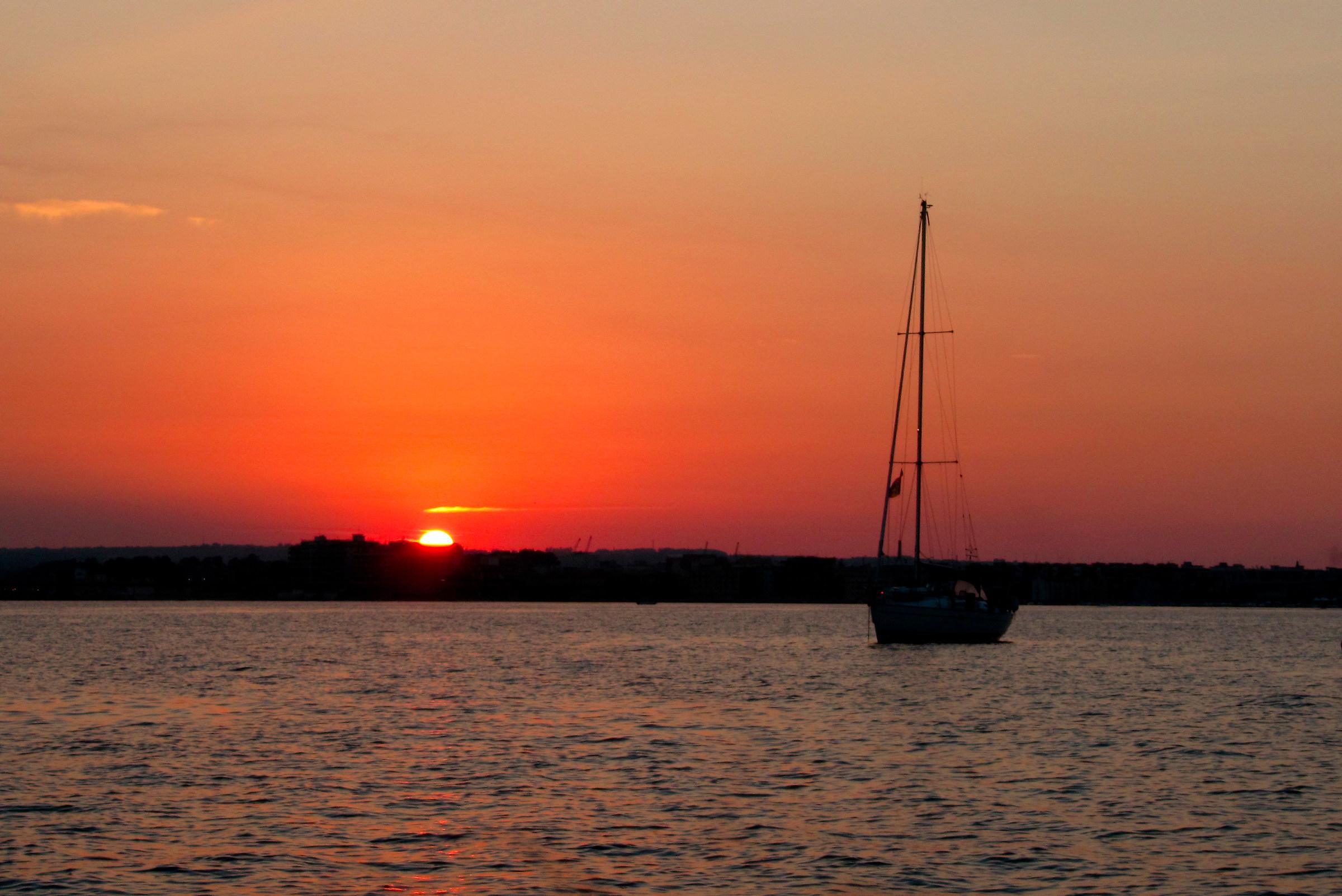 augusta -tramonto...