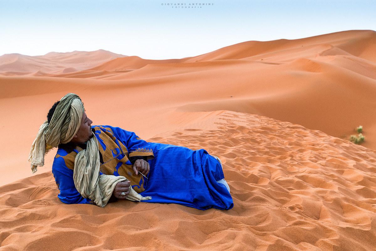 Marocco 2017. Sahara...