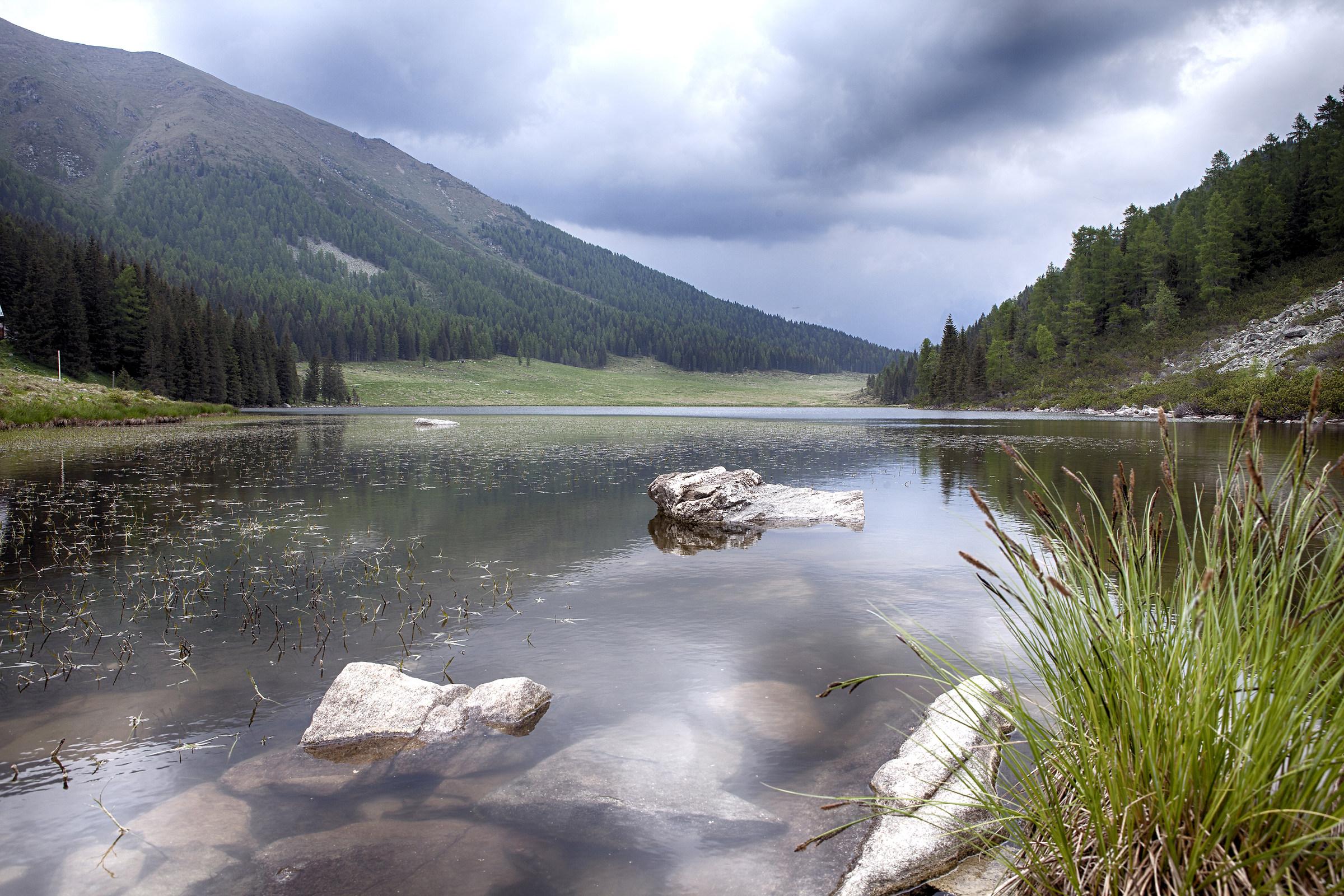 Lago Calaita, un piccolo gioiello dimenticato...
