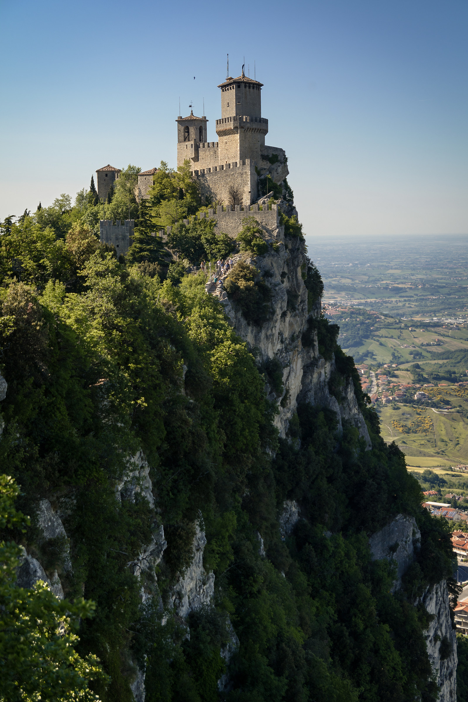Castello di San Marino   JuzaPhoto
