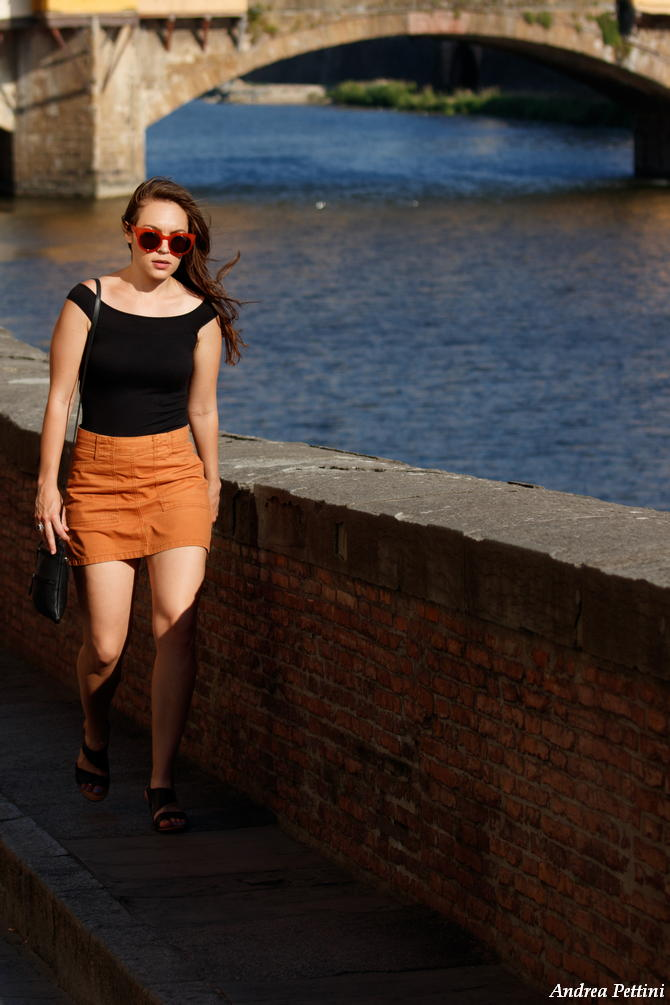 Along the Arno...