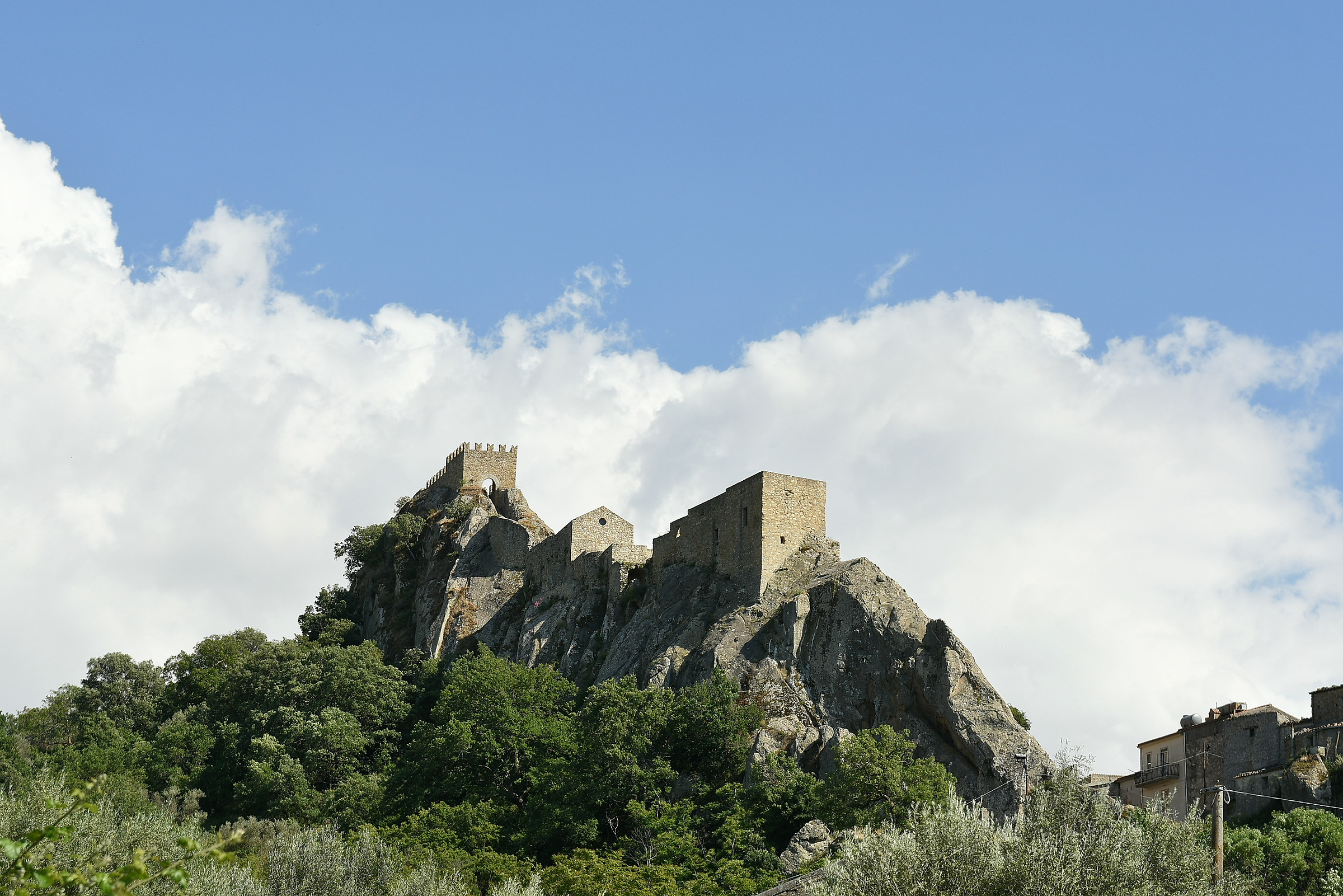Sperlinga-castello...