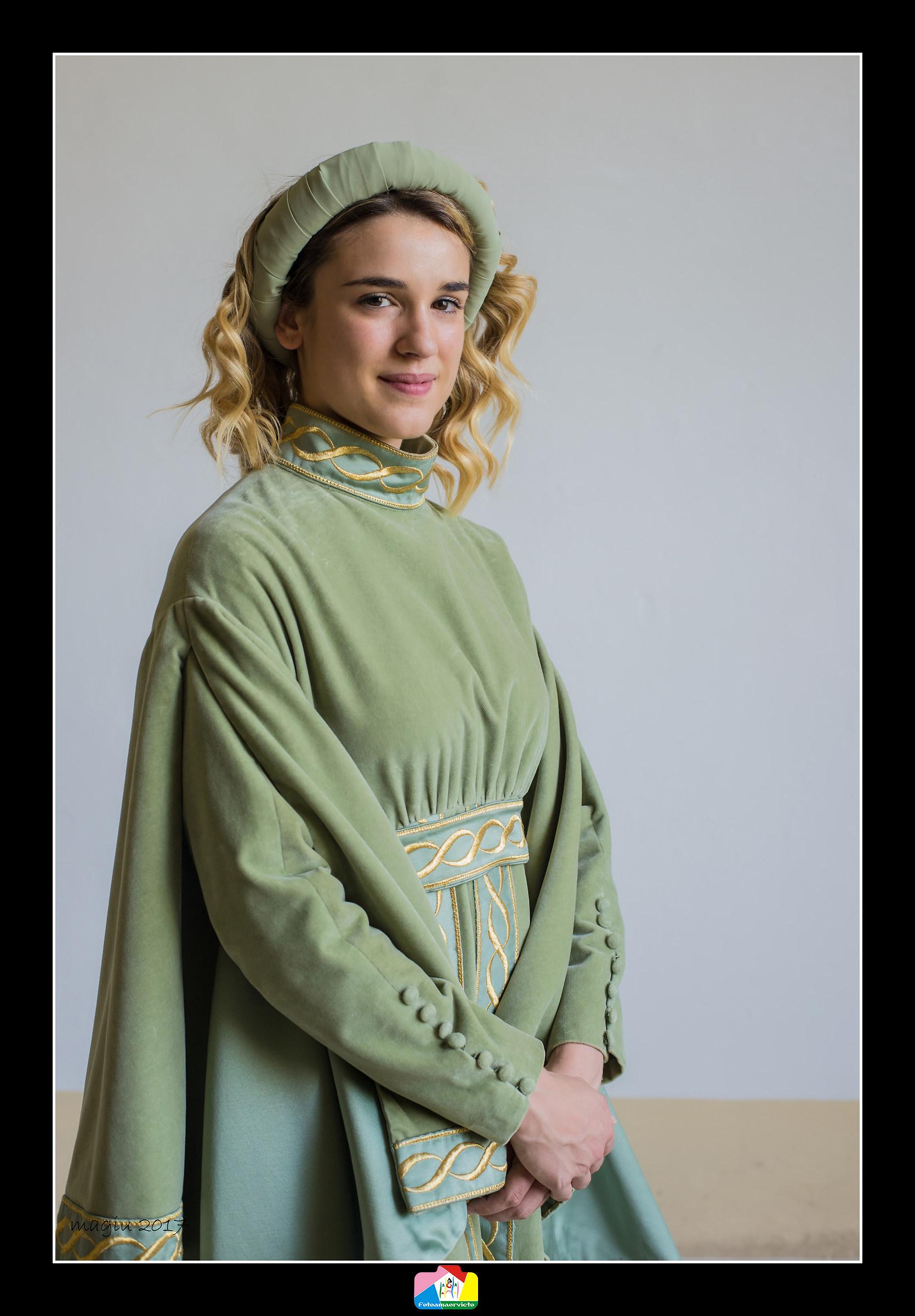 Orvieto, Corteo delle Dame - dietro le quinte #2...