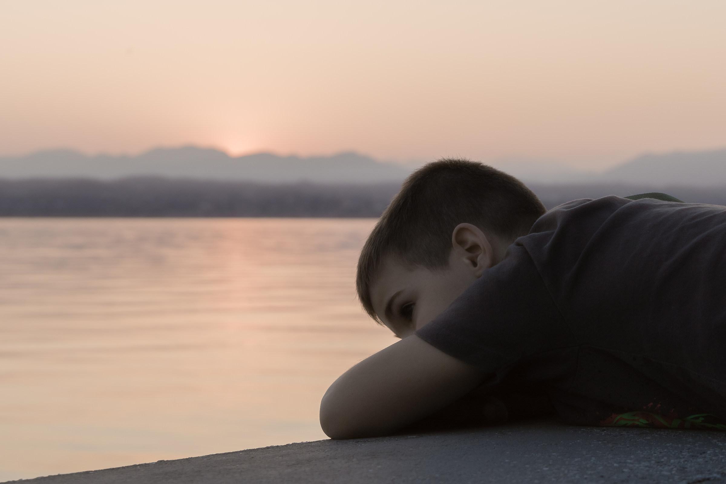 Relax al tramonto...