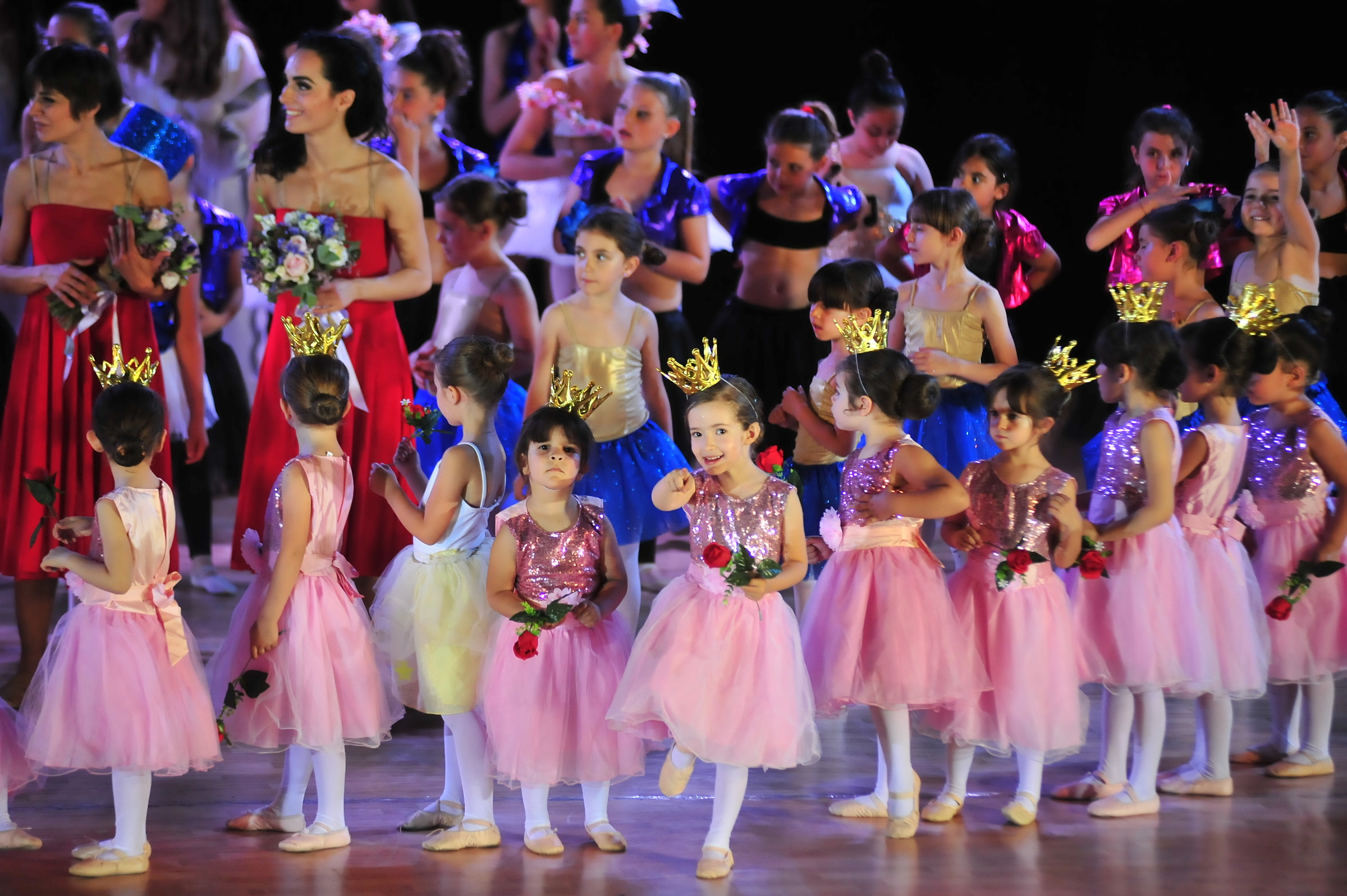 The dream of princesses...
