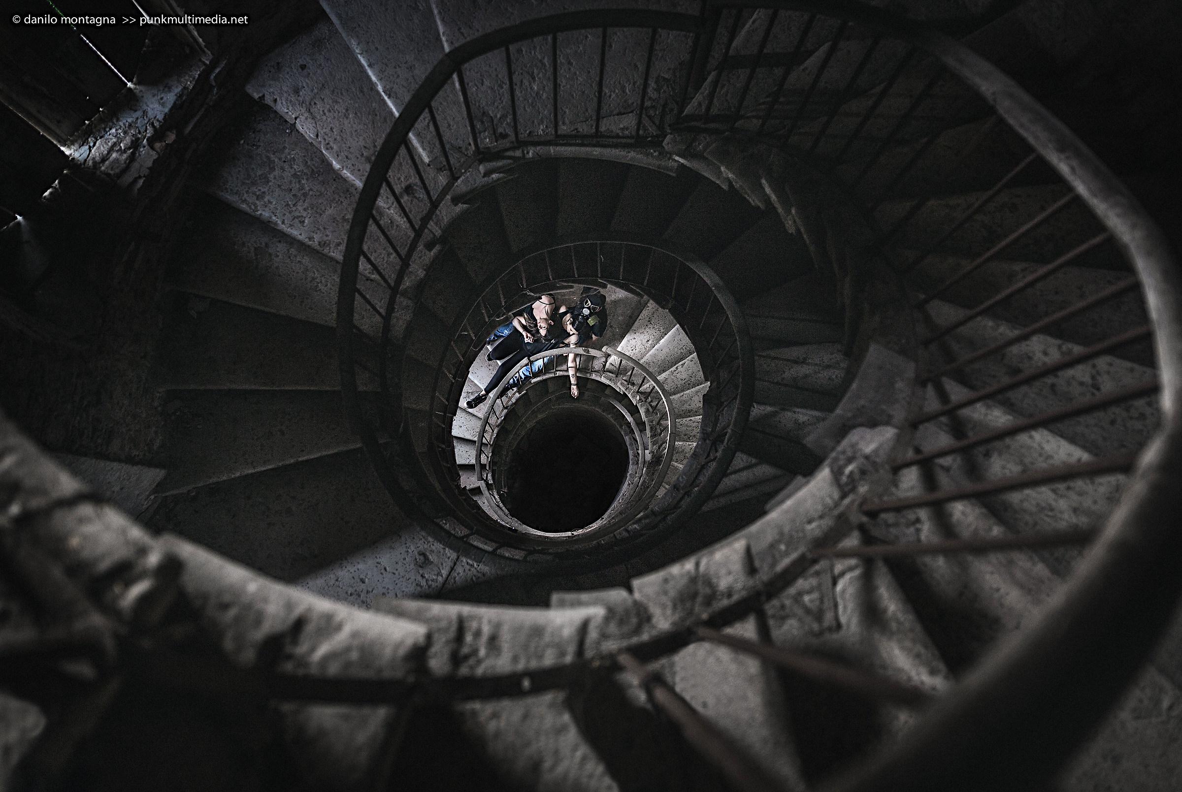 descent...