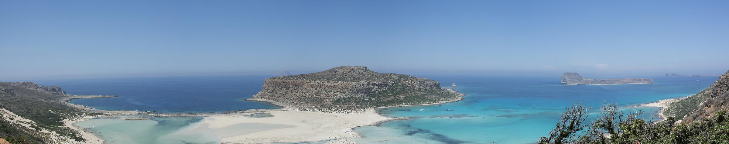 Balos beach...