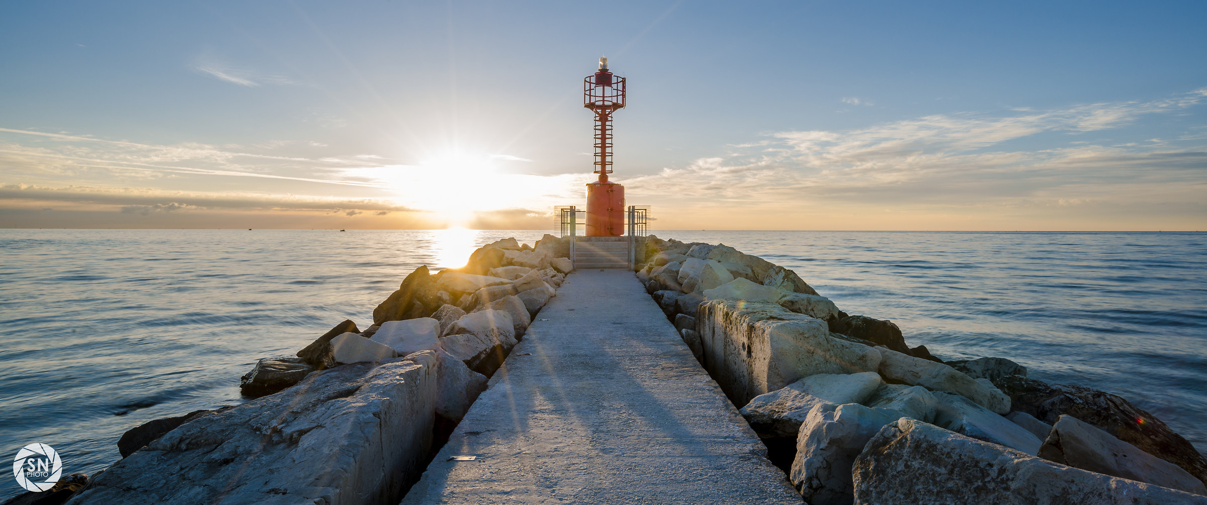 Extension Lido Lighthouse...