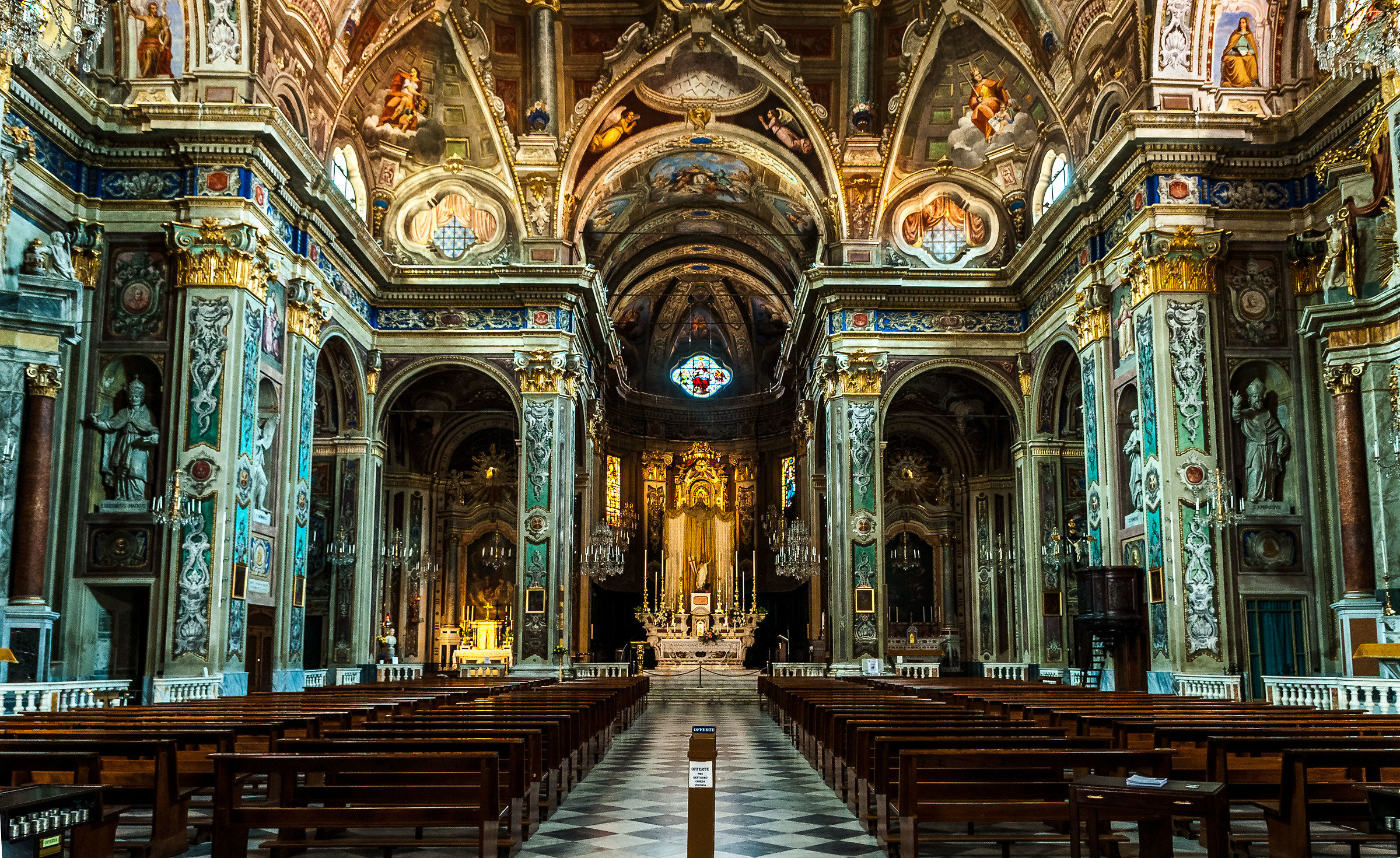 Basilica of San Nicolò, Pietra Ligure...