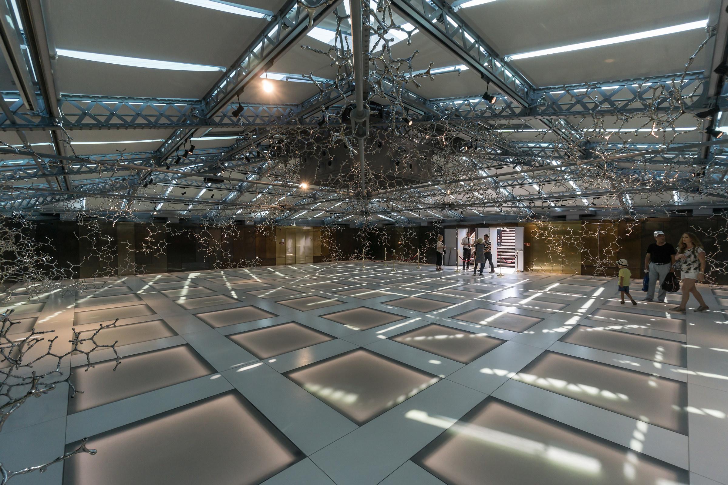Fondaco dei Tedeschi - Event Pavillon - 2...