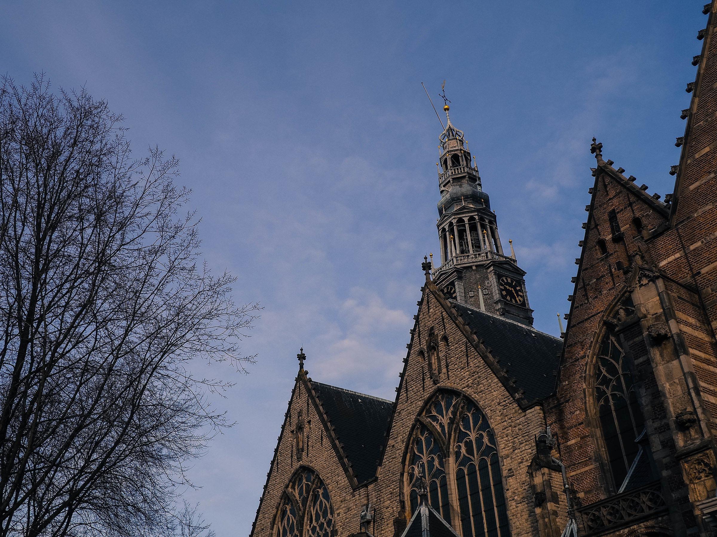 Oude Kerk...