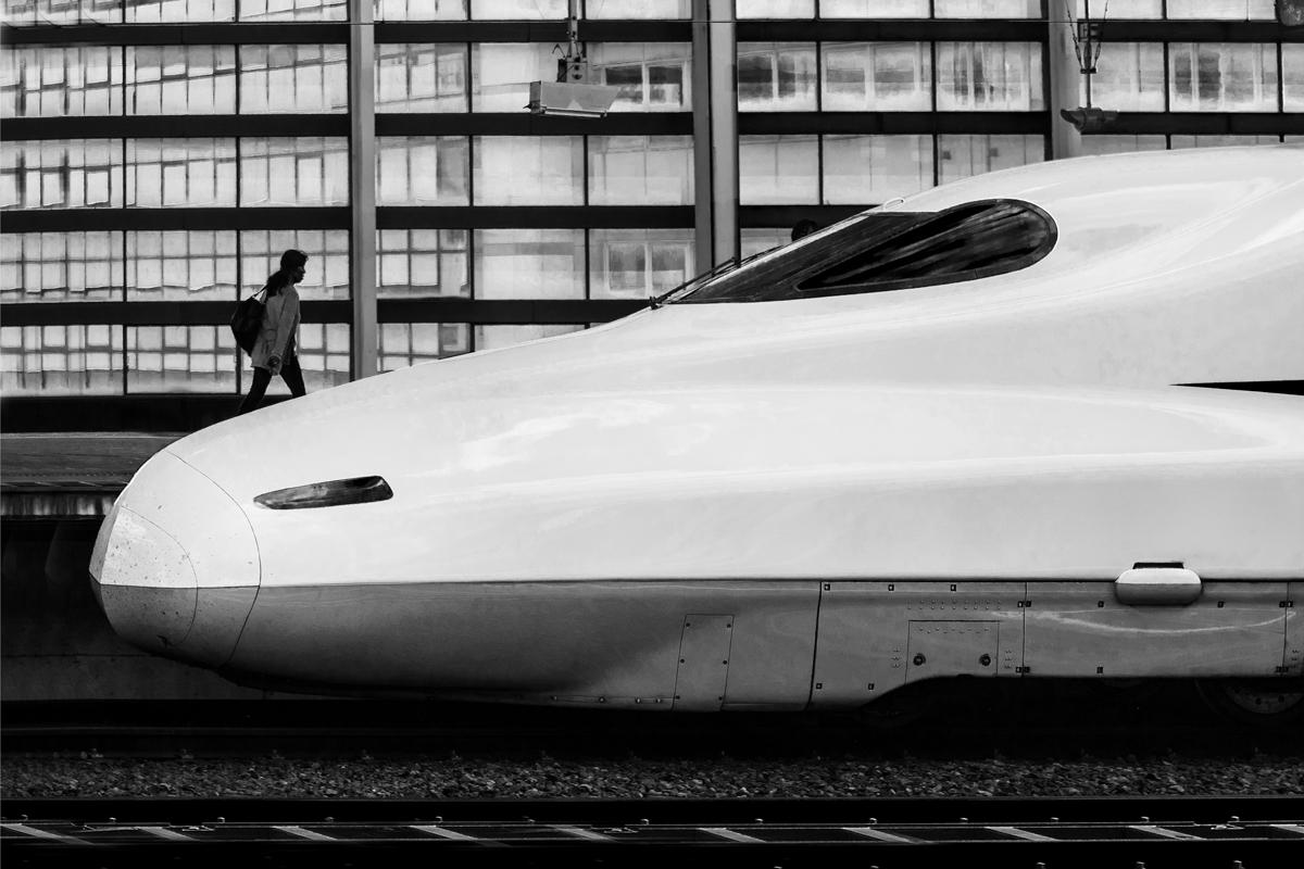 Shinkansen 700...
