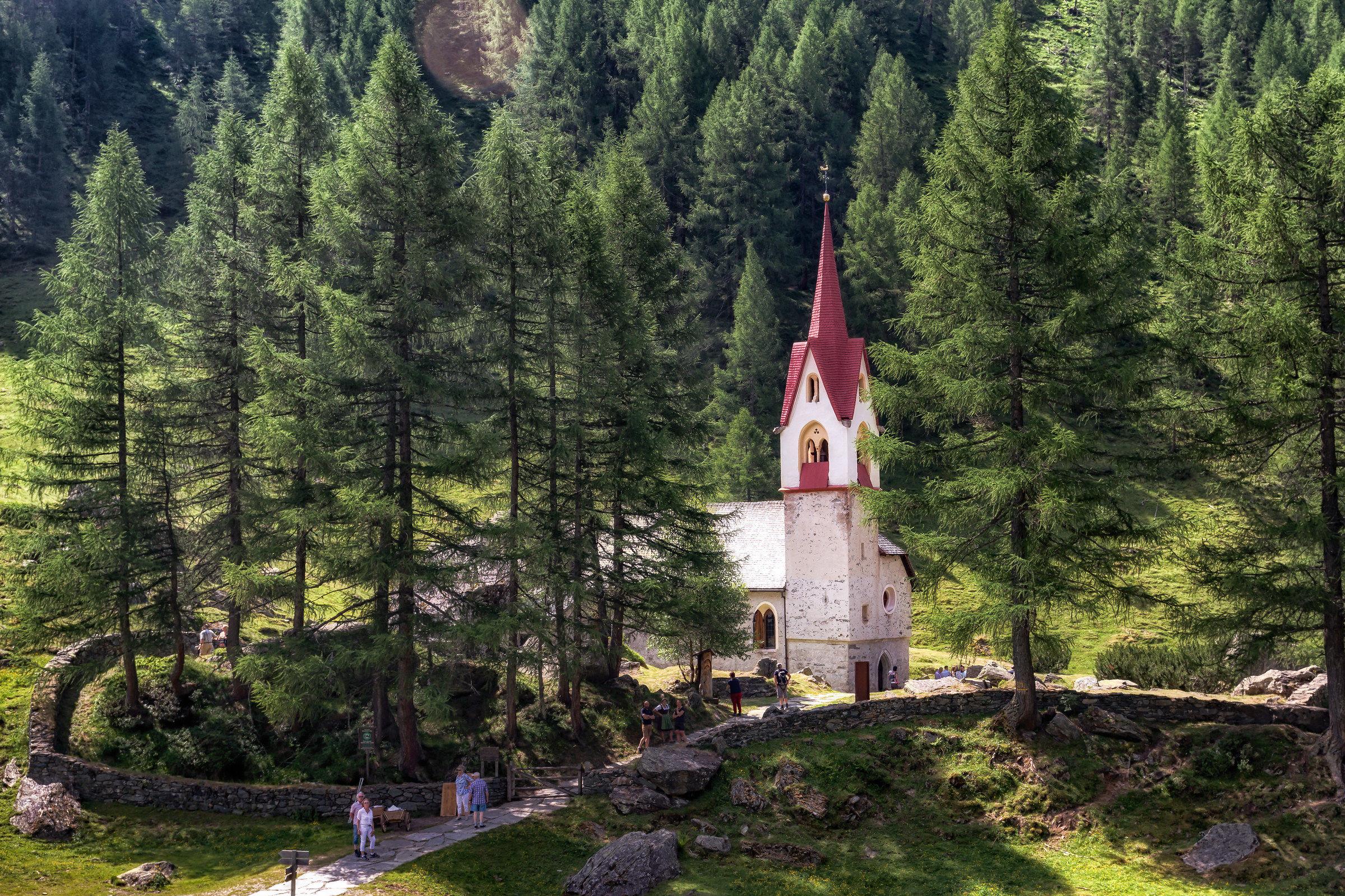 Holy Spirit Church...