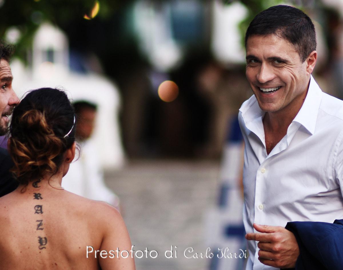 vip wedding con moreno morello...