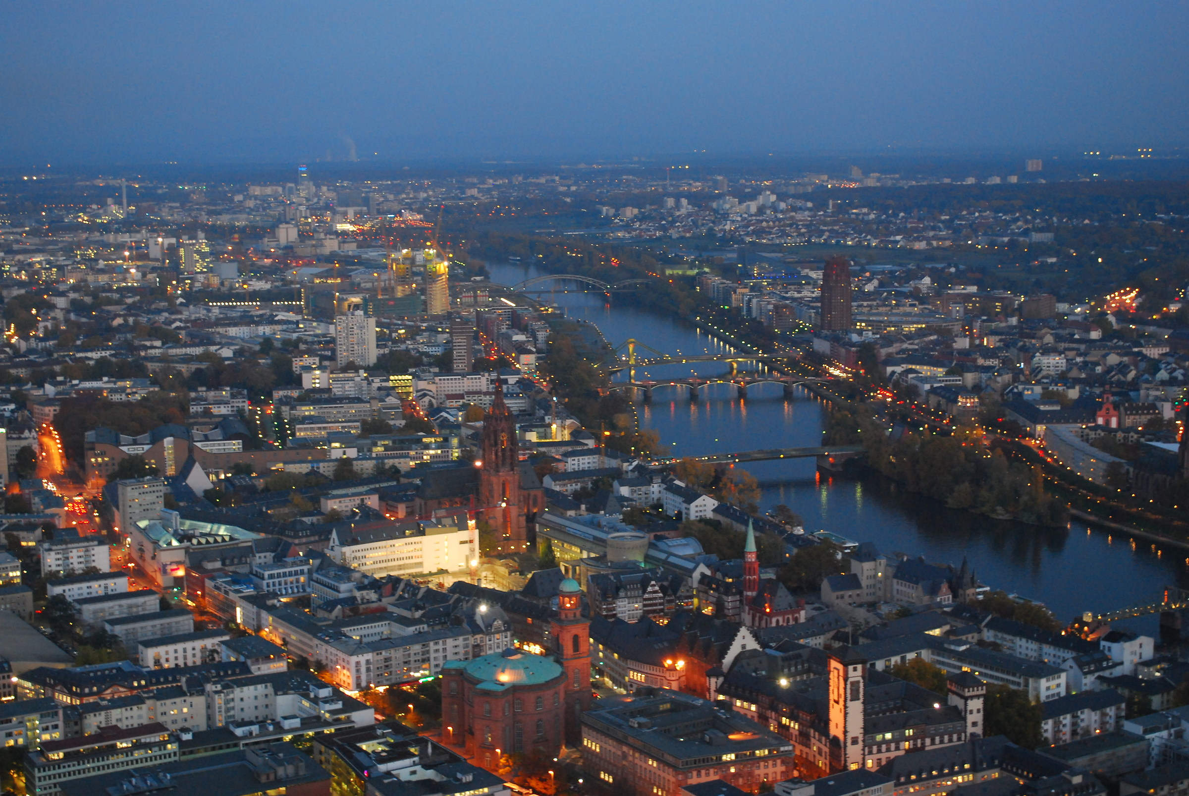Frankfurt...