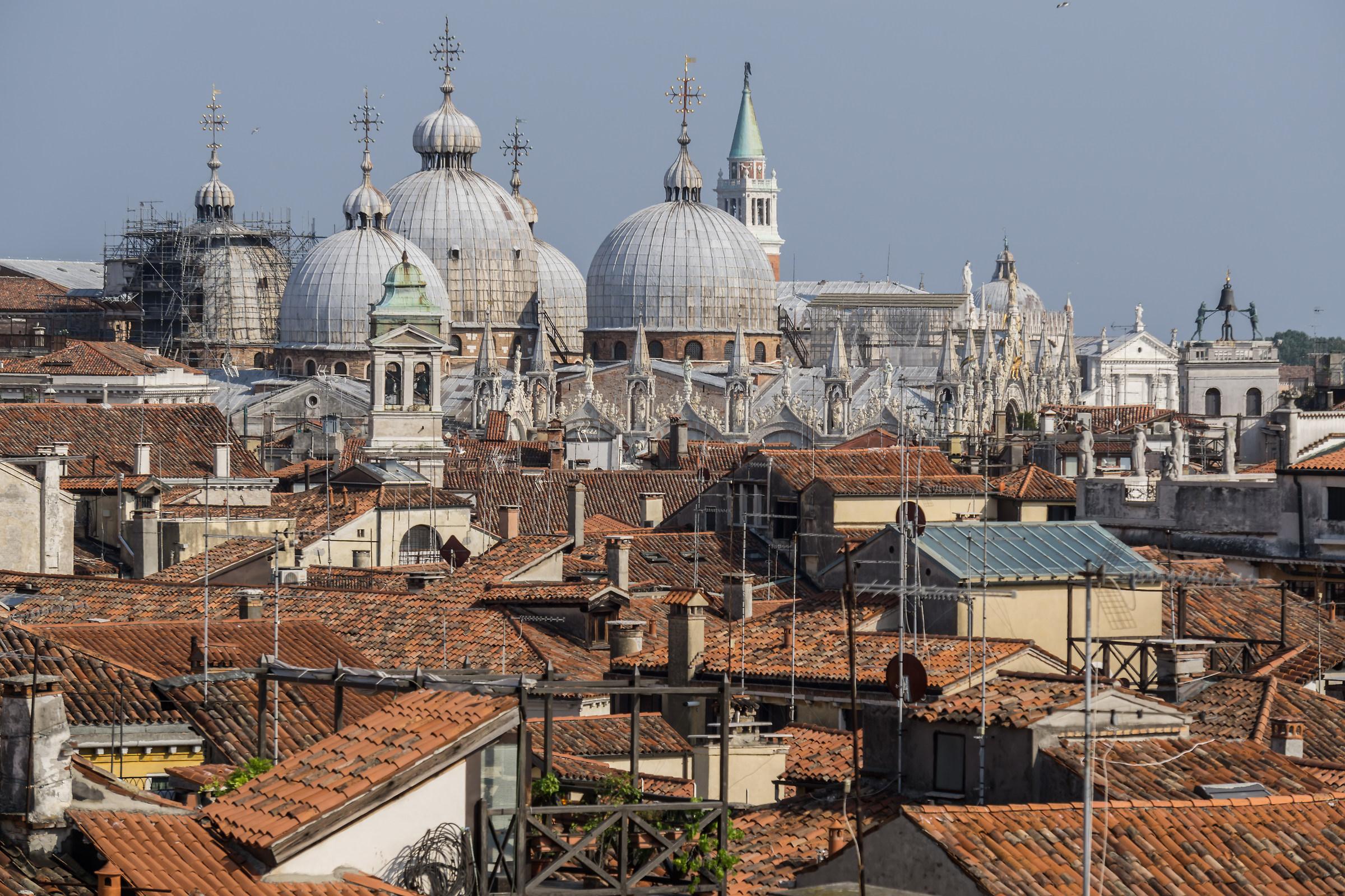 San Marco dalla terrazza del Fondaco dei Tedeschi - 2...