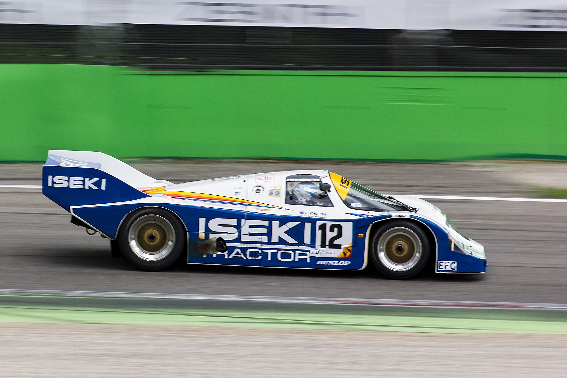 Porsche 956...