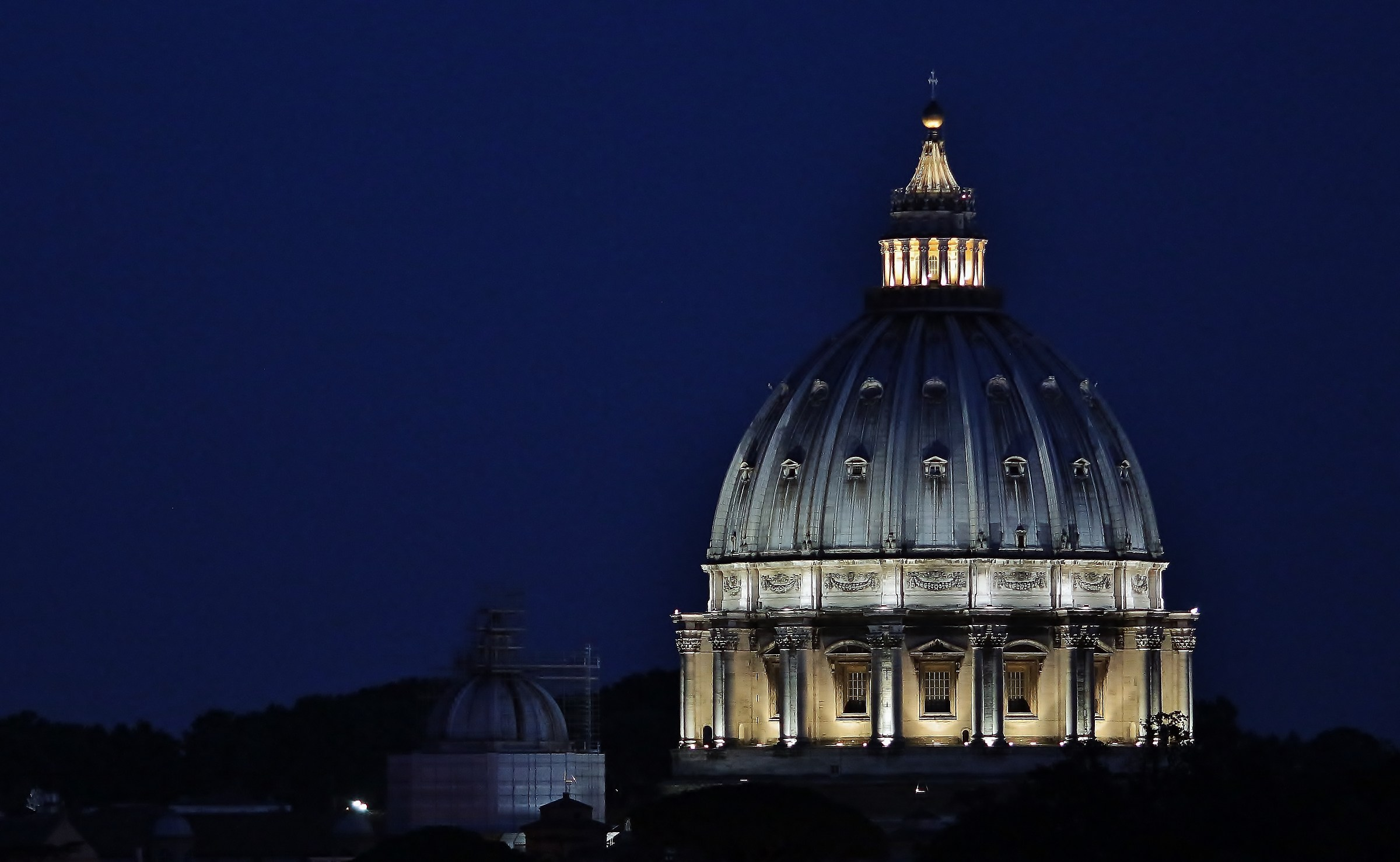 San Pietro...