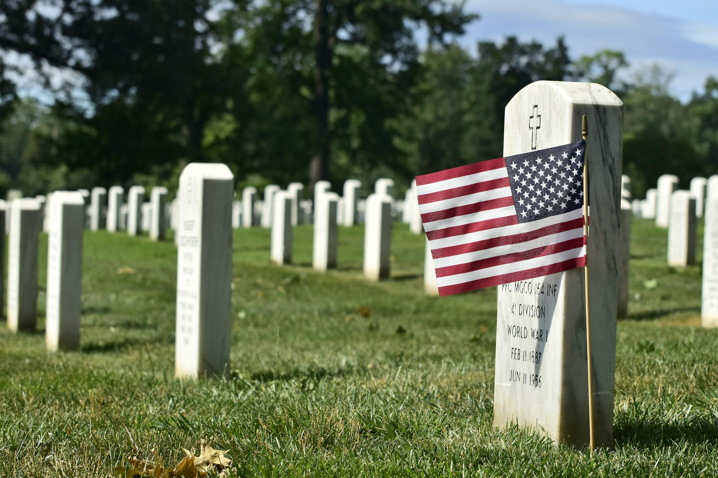 Arlington Cemetery...