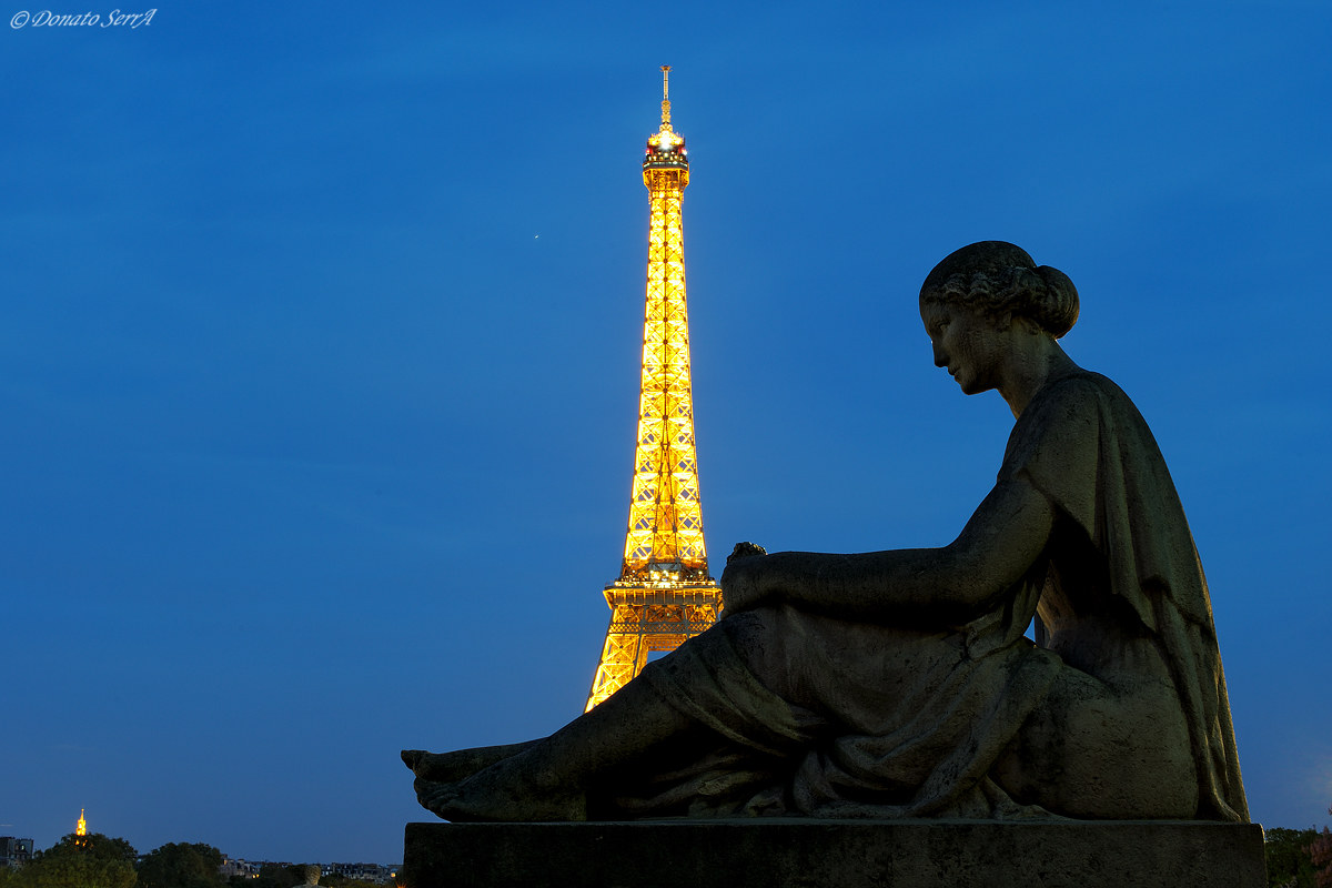 The Dama and the Tower...