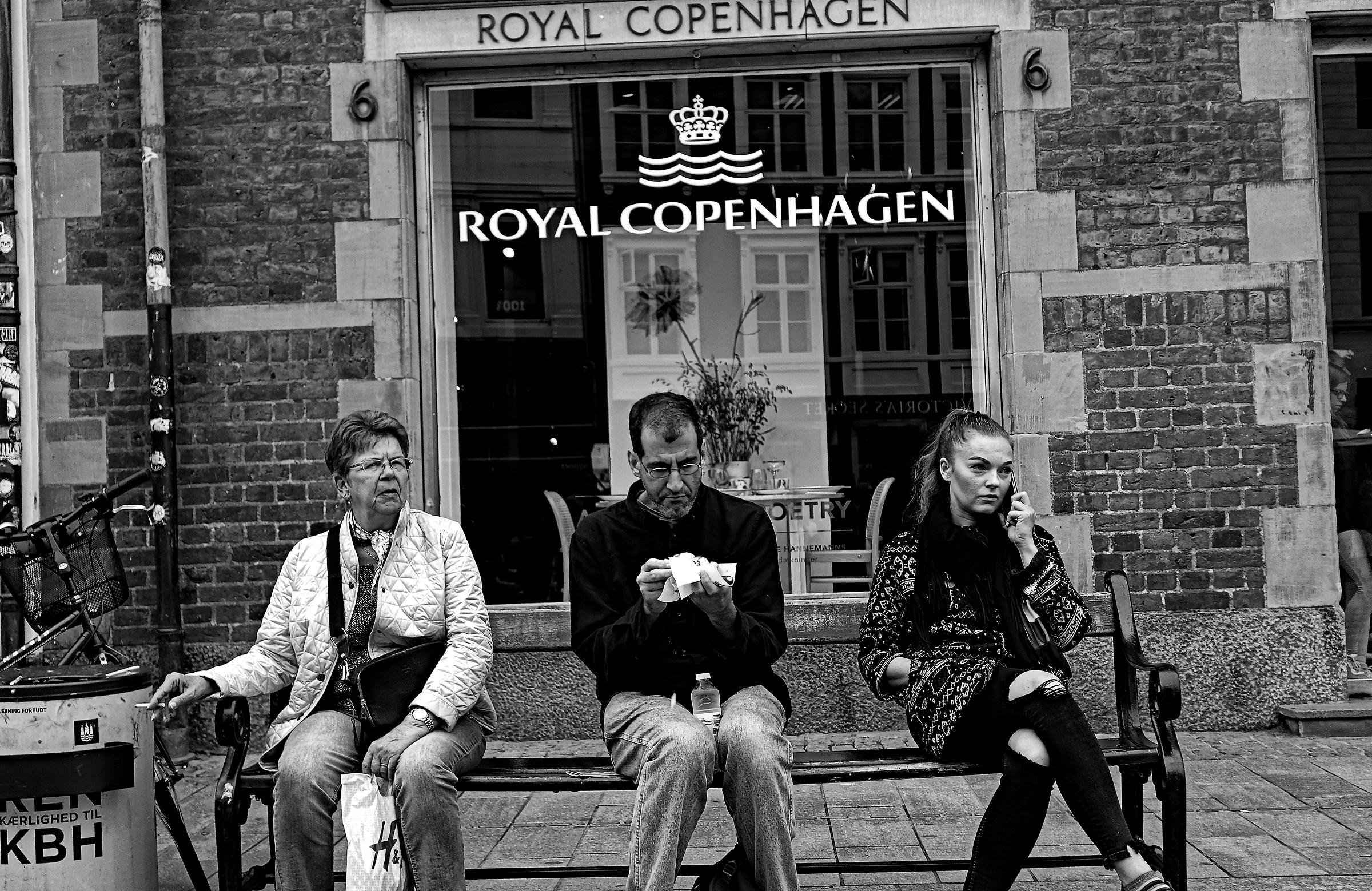 The Royal Family...