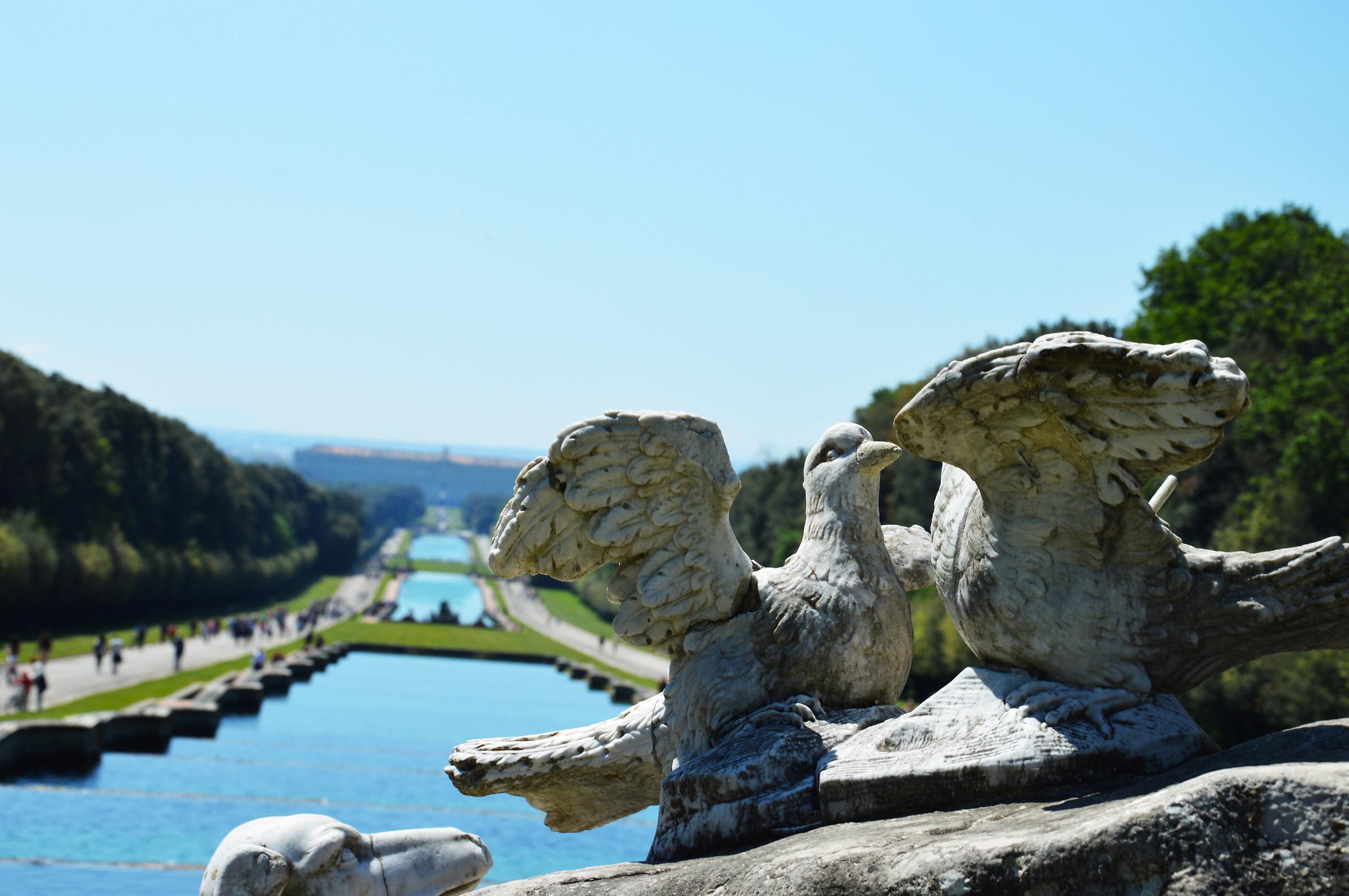 Palace of Caserta...