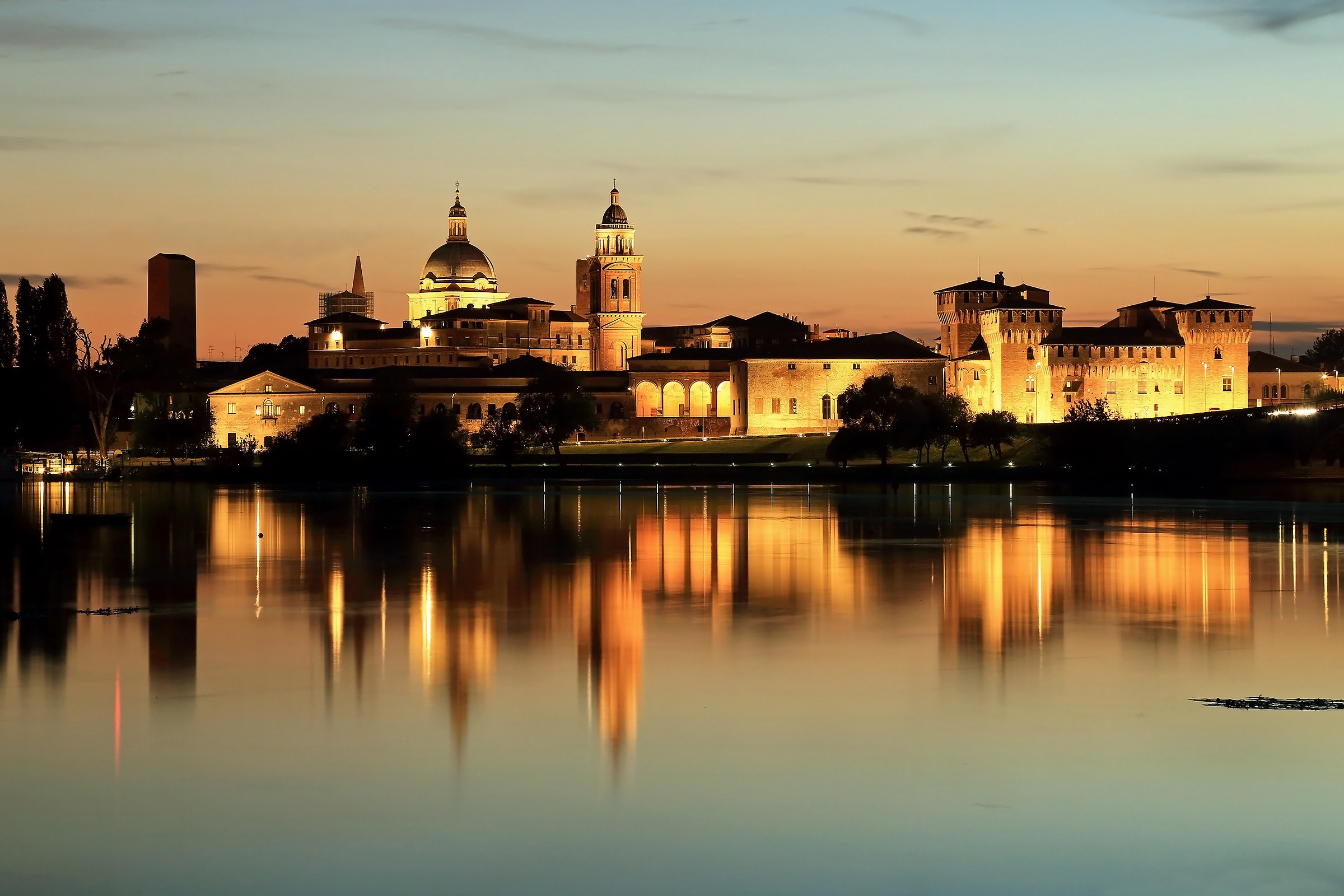 Mantua golden...