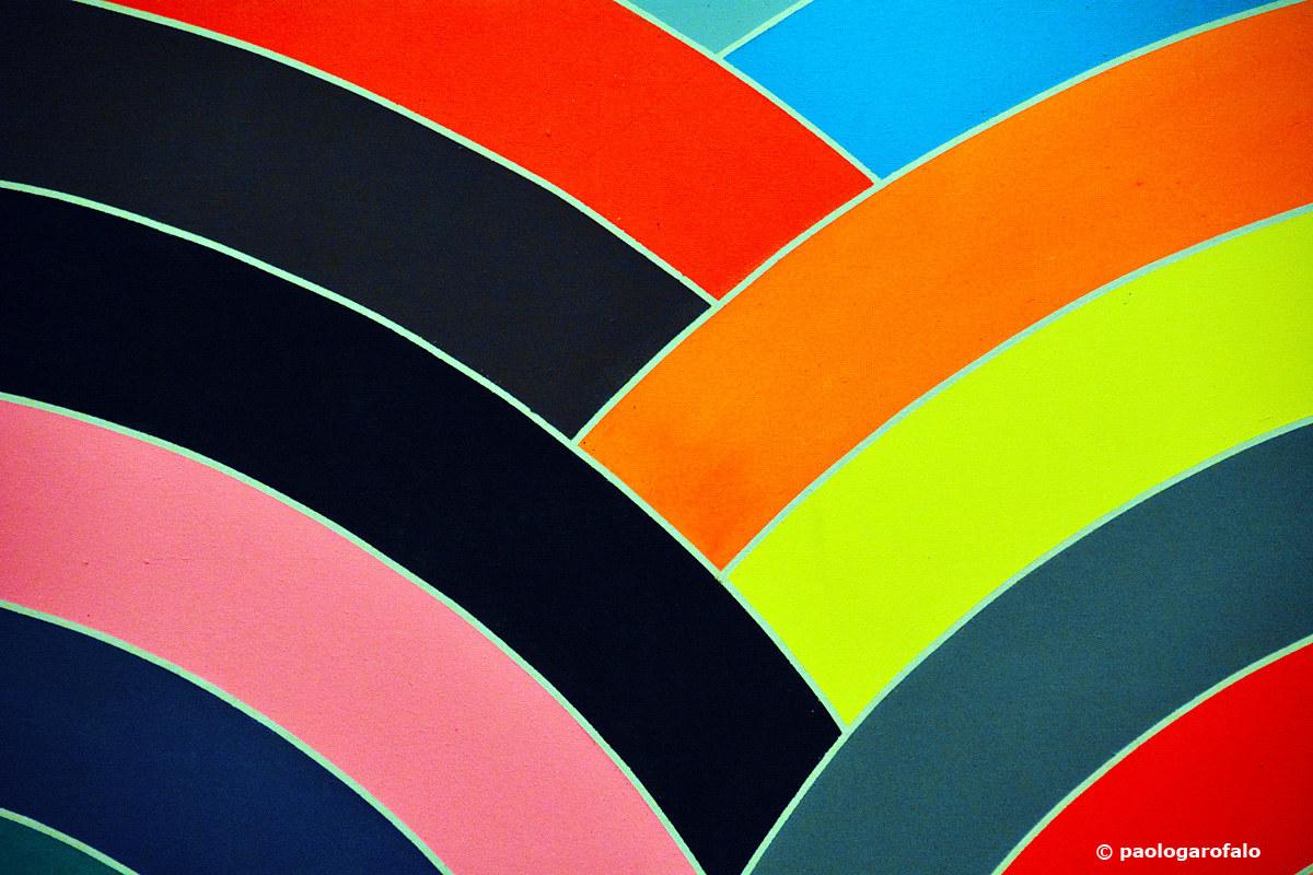 Color clumps...