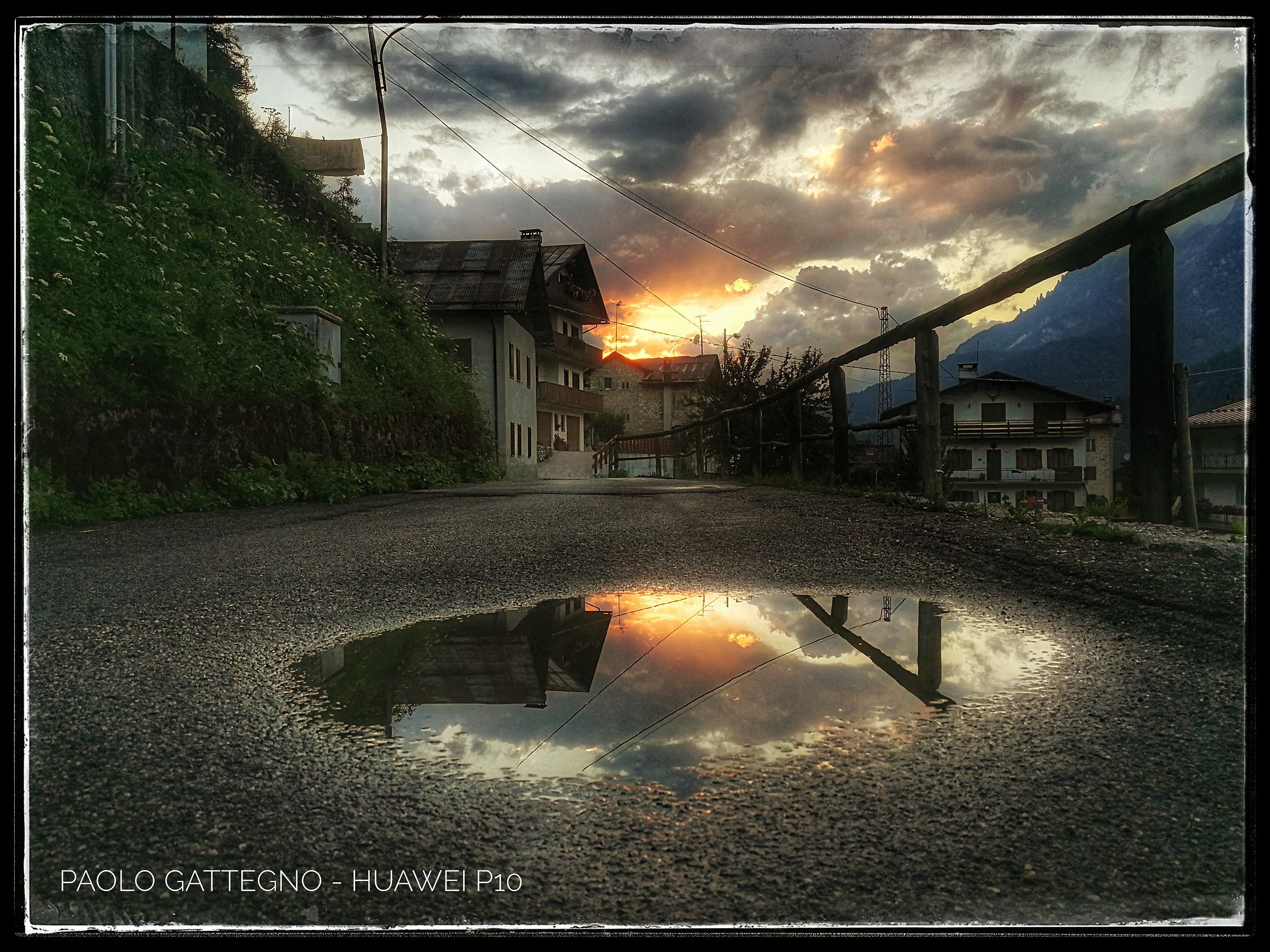 Cadorino sunset...
