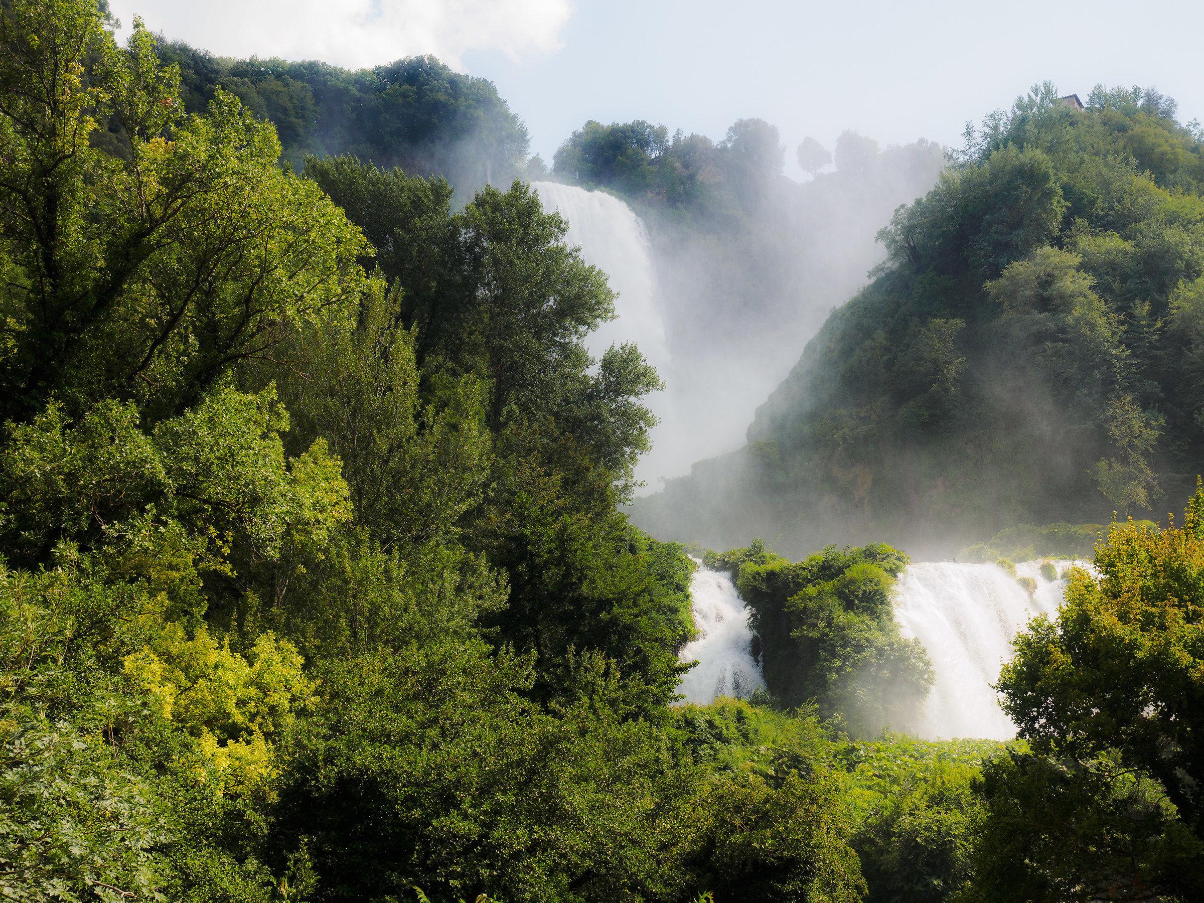 Marmore Waterfall 1...