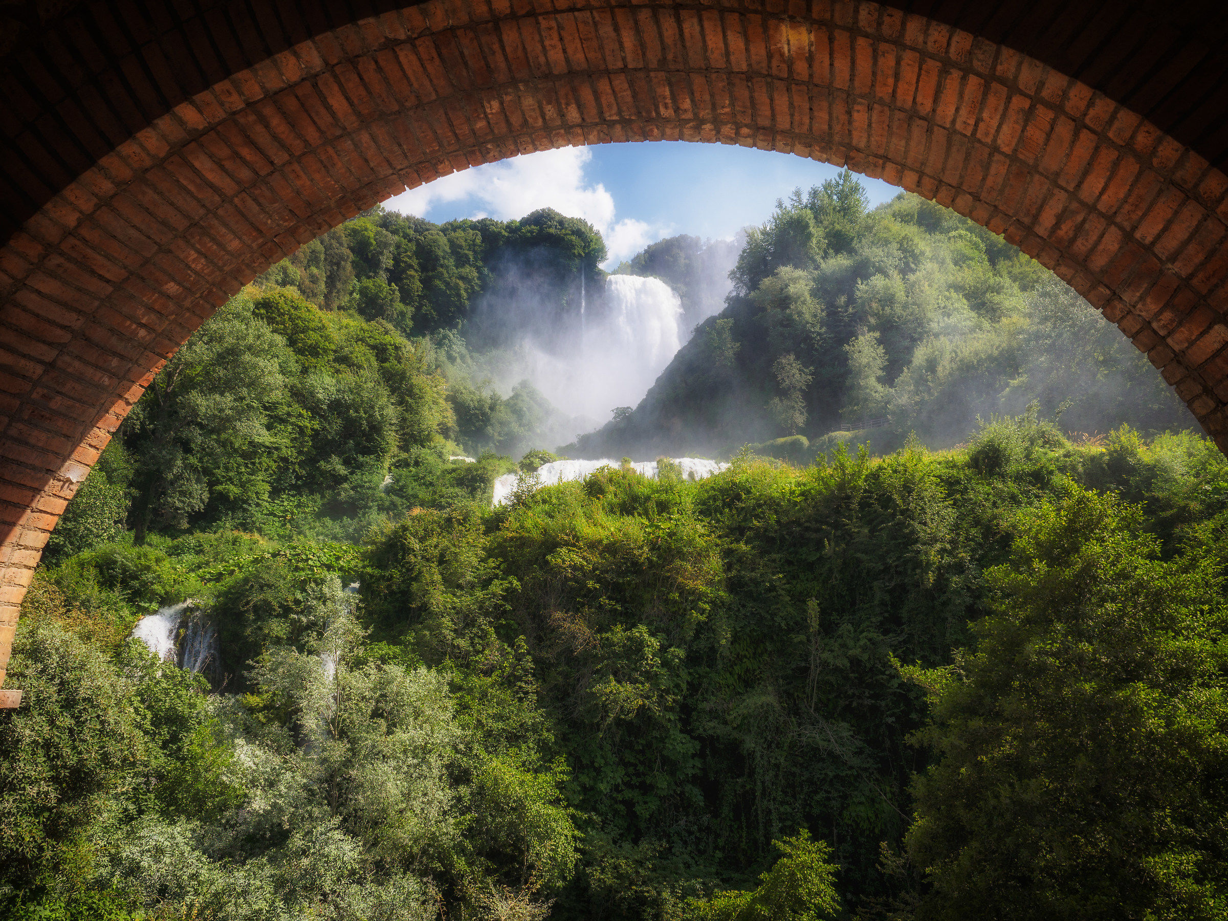 Marmore Waterfall 4...