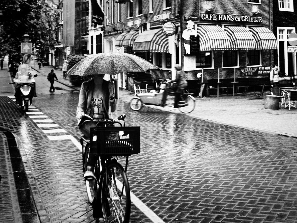 Mooie fietser...
