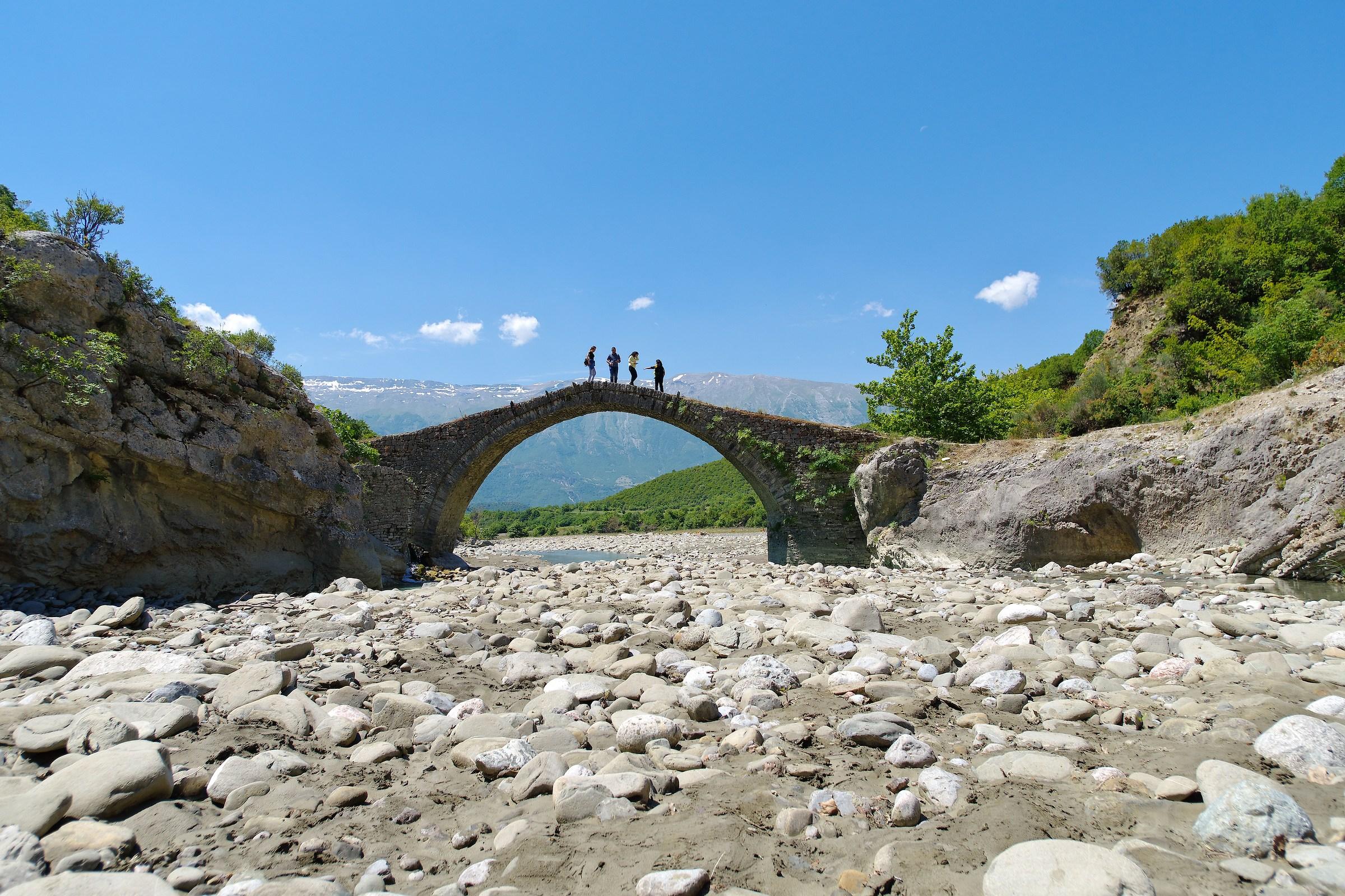 Kati's Ottoman Bridge...