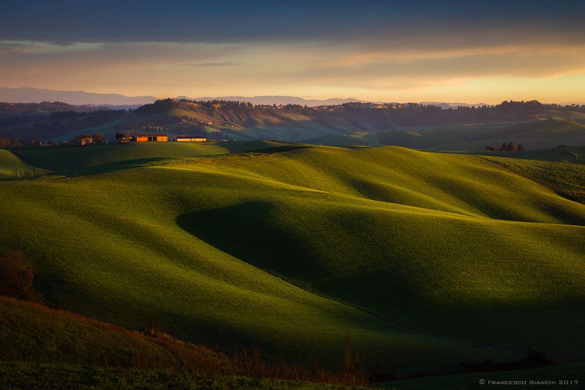 Tuscany textures...