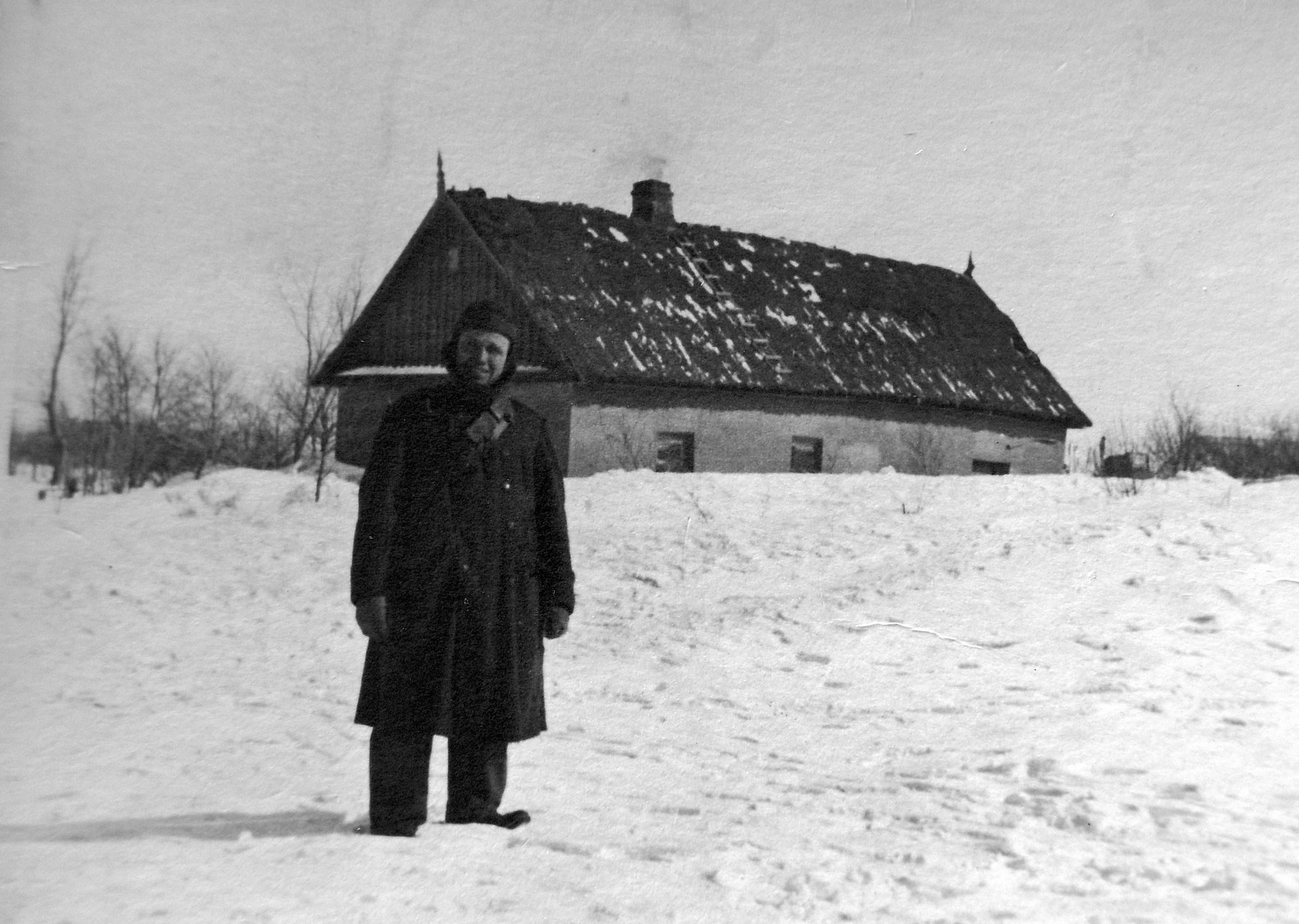 Family Photo: Russia Winter 1942...