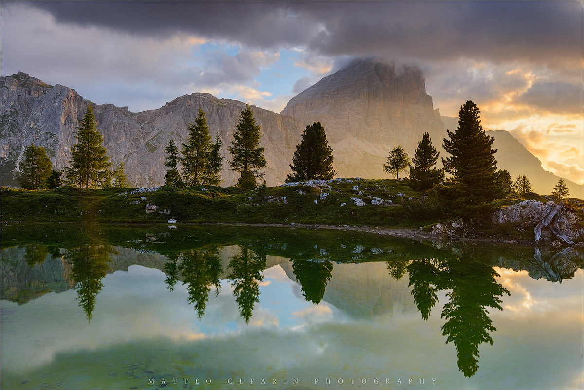 Alpine Mirror...