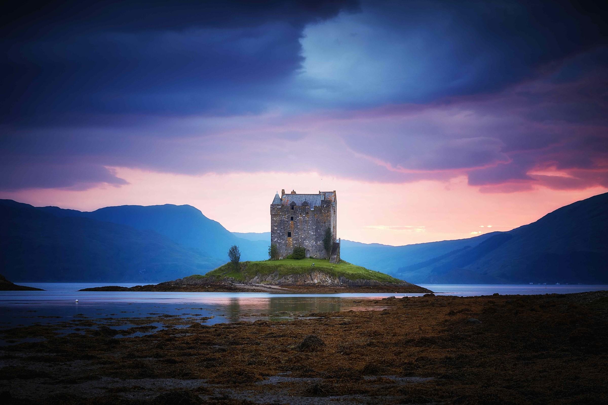 Castle Stalker...