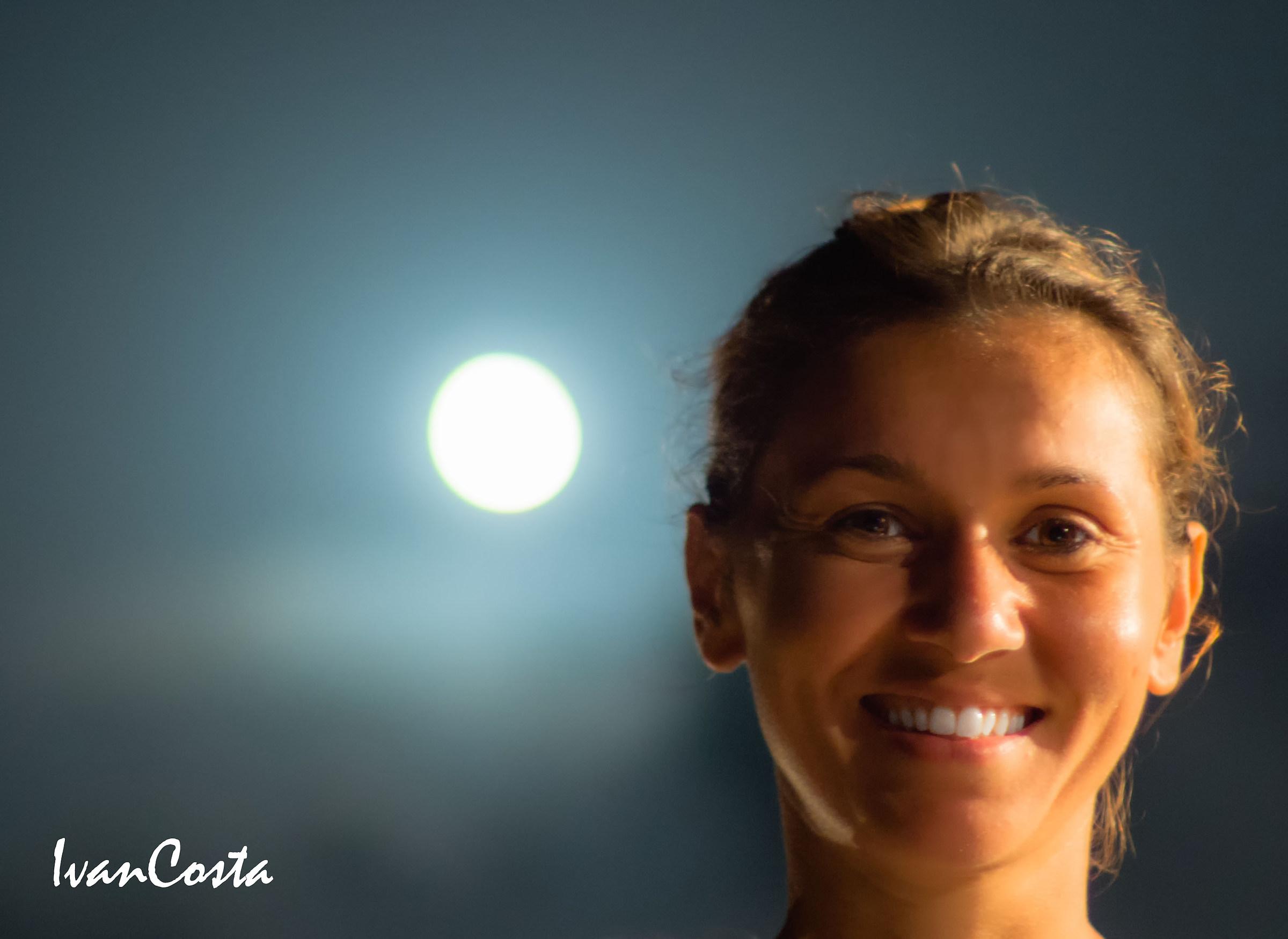Bellezza al chiar di luna...