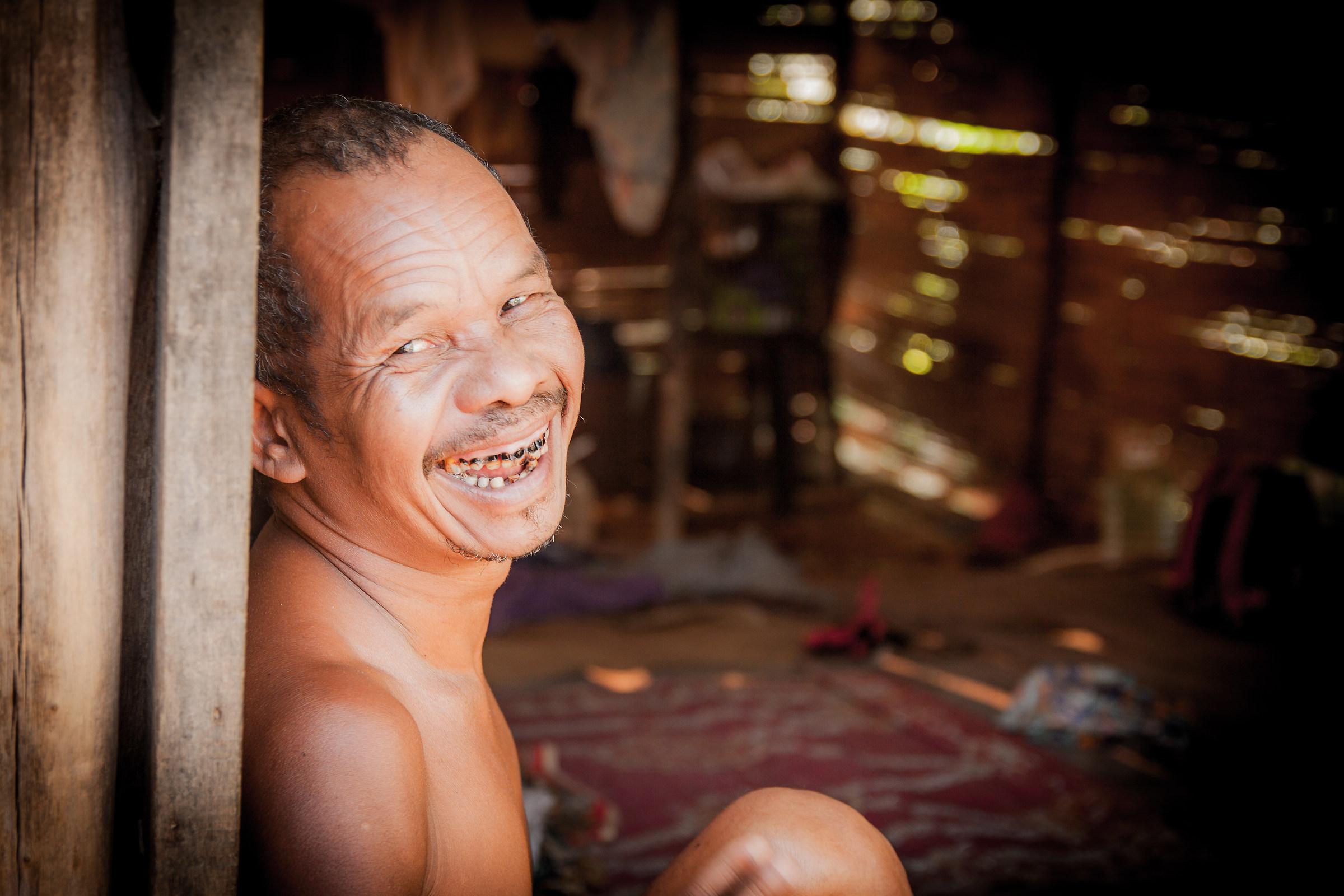 Il sorriso....