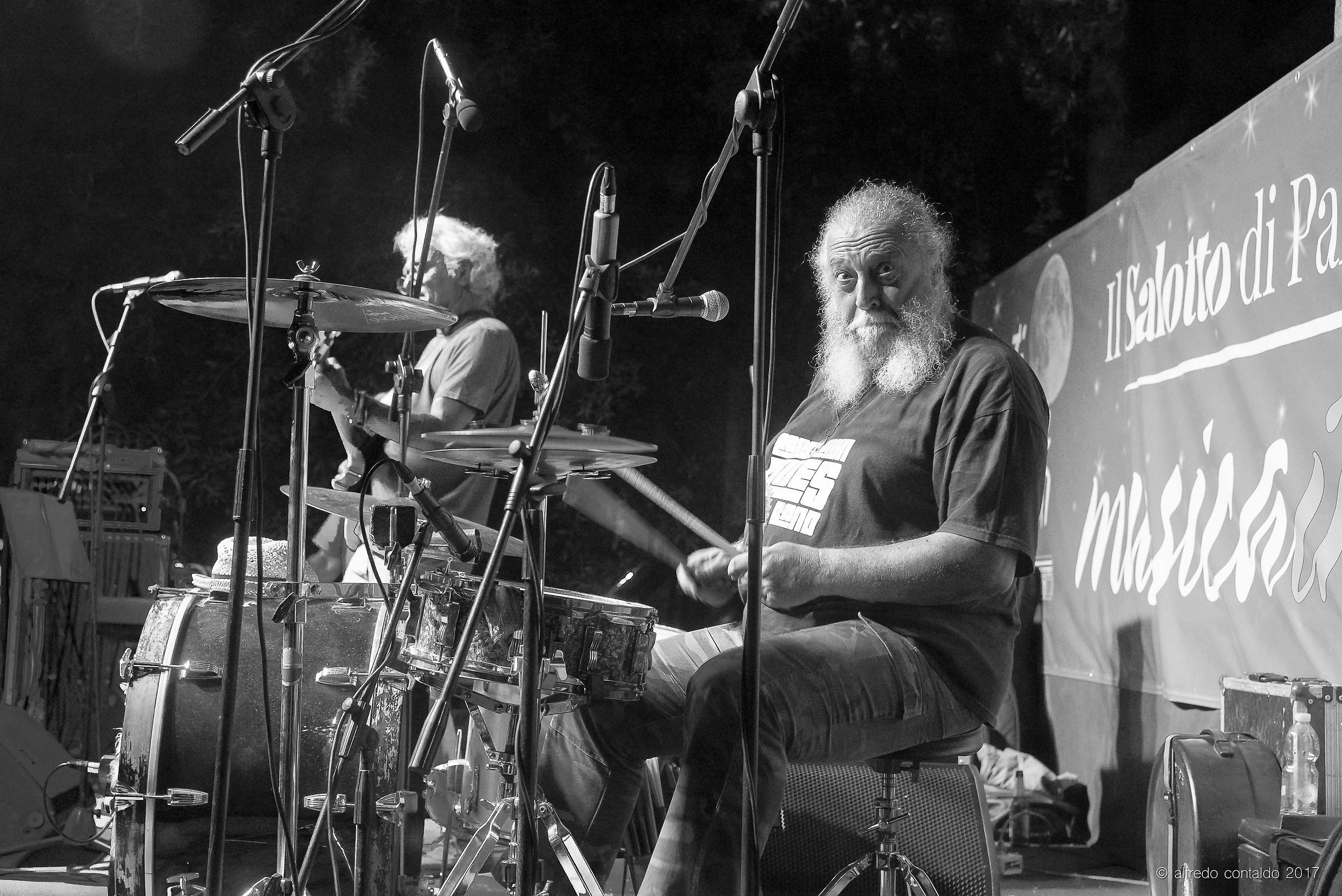 Old Blues Man...