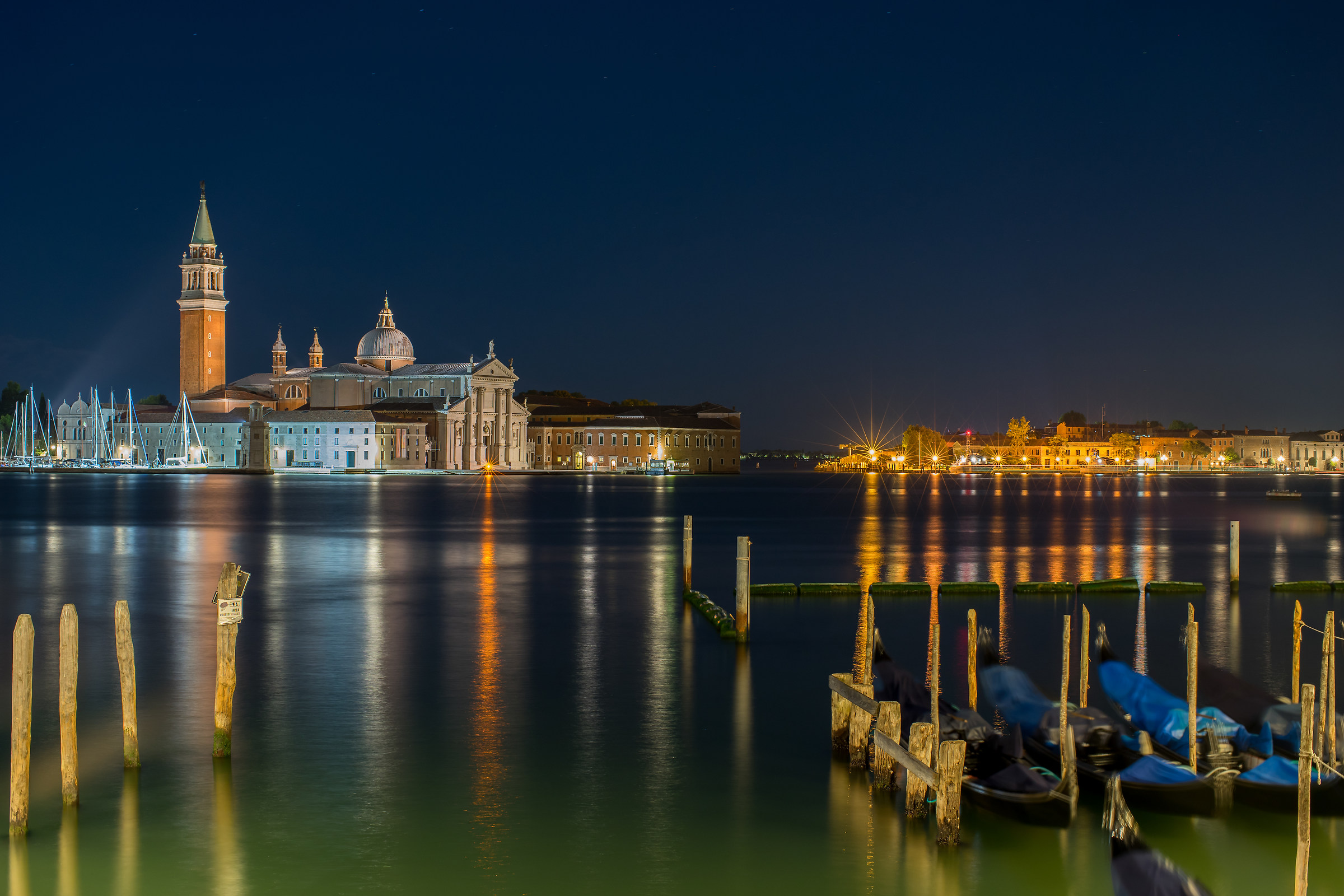 Venice at night...