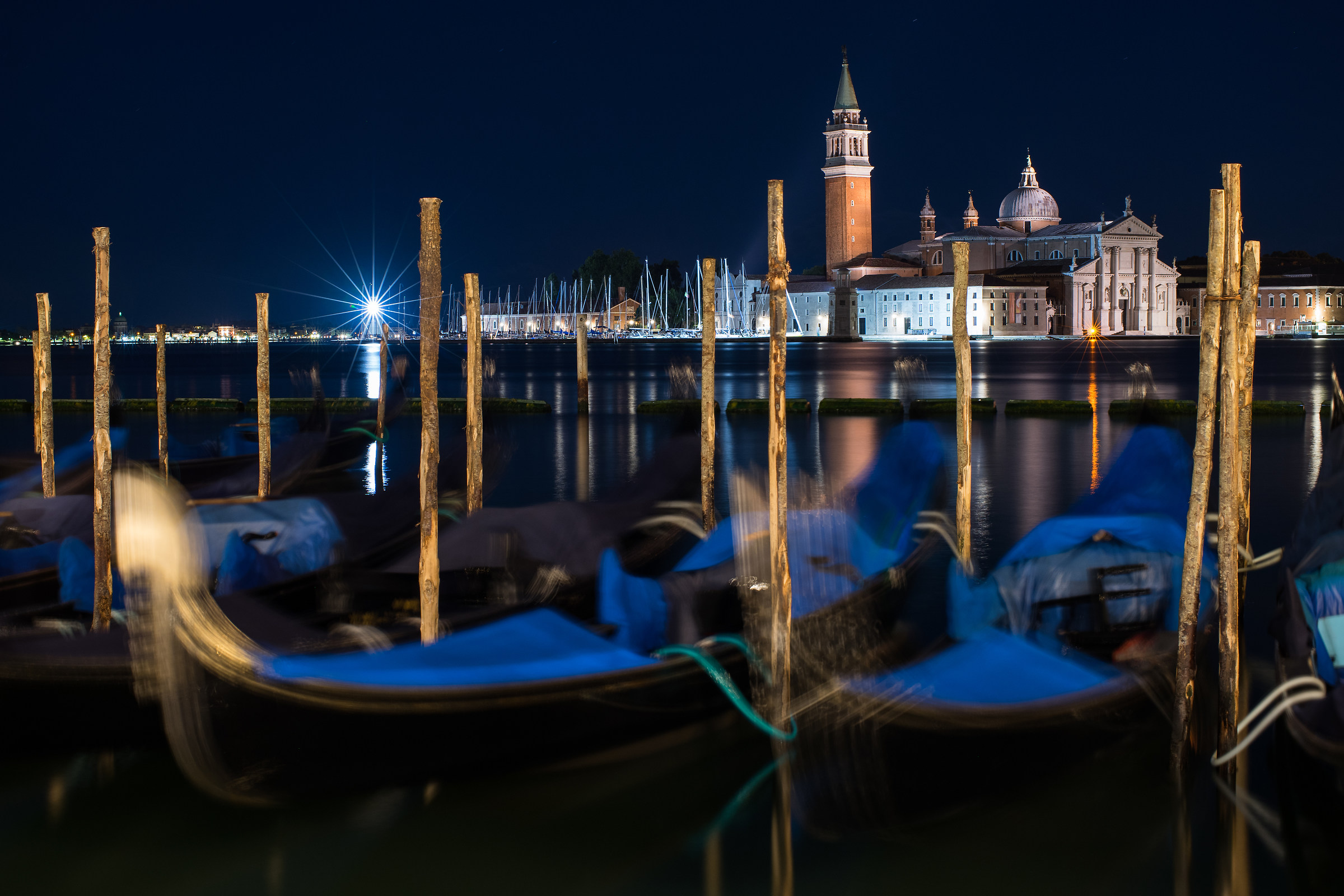 Venice at night...