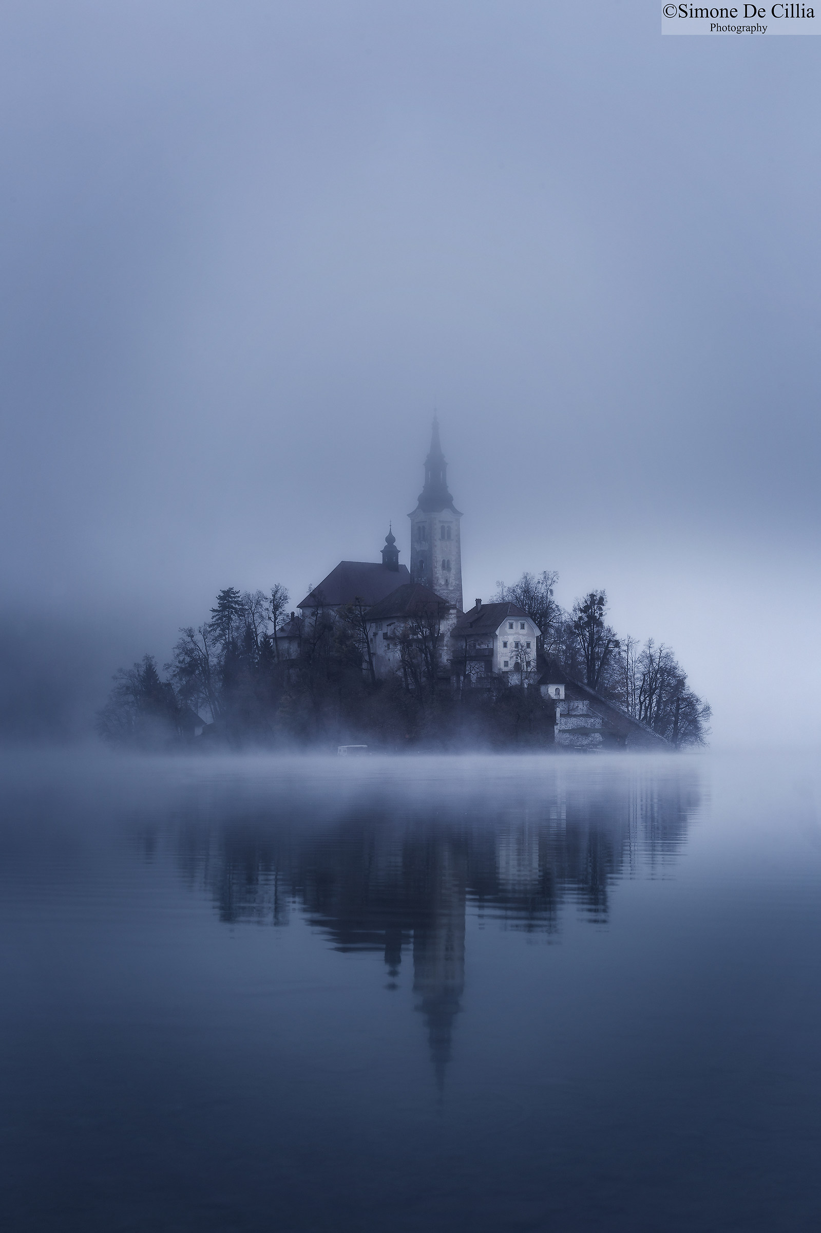 Bled's Lake...