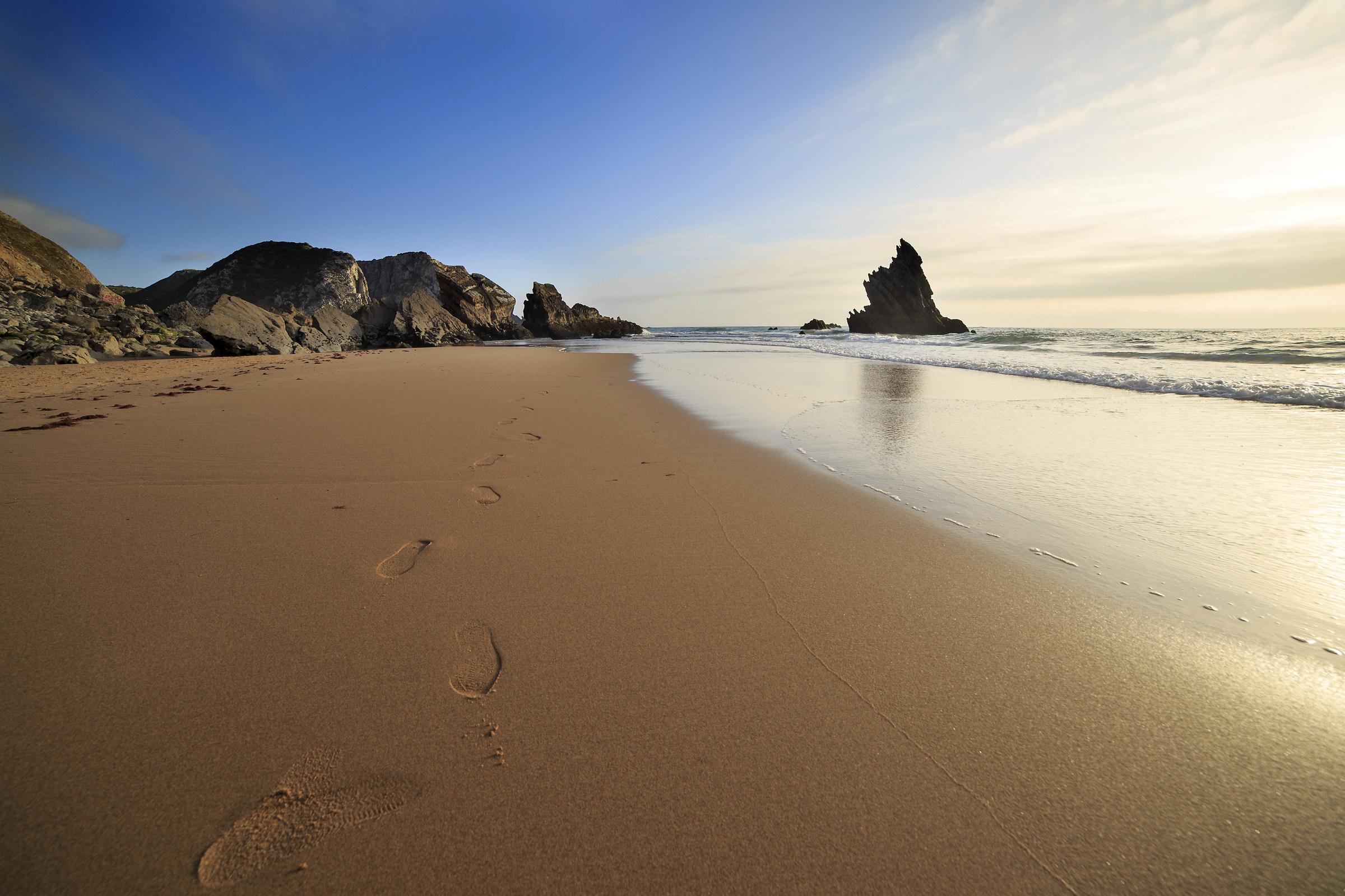 Praia da Adraga...