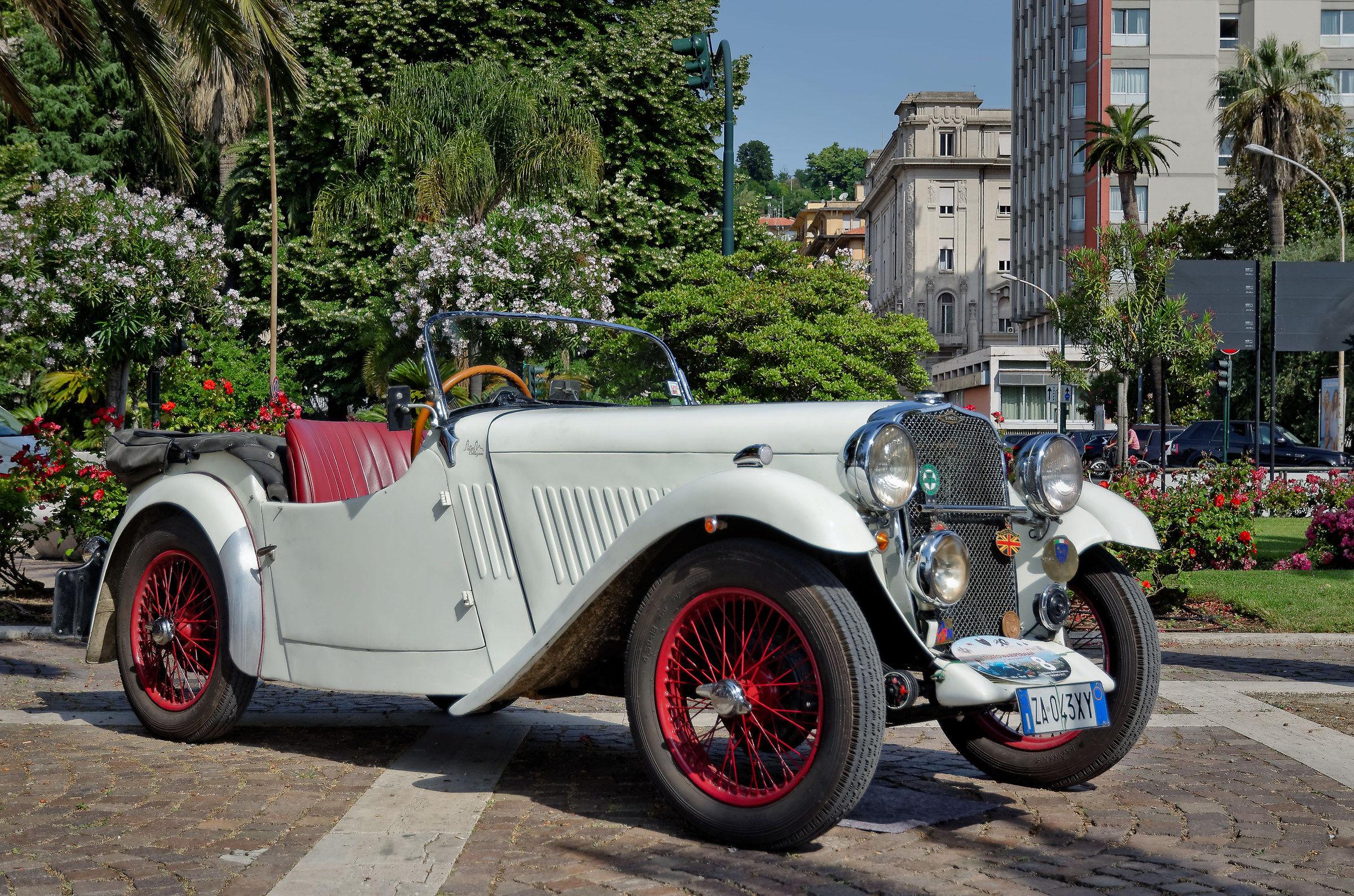 Singer 9 Sport Tourer 1933...