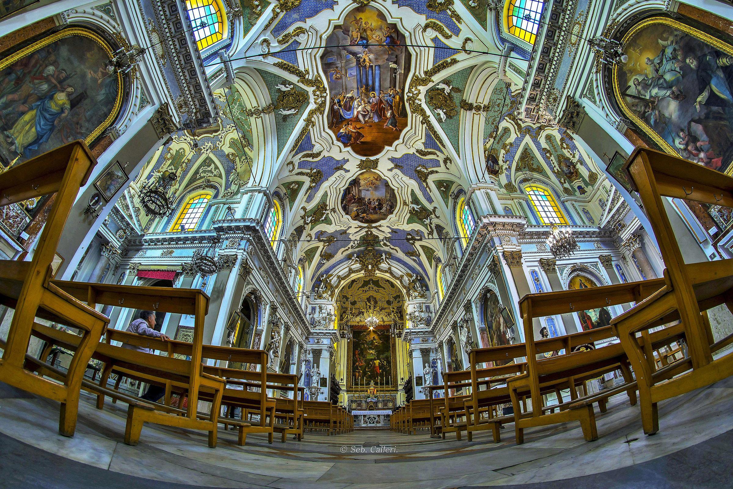 Scicli: Church of San Bartolomeo...