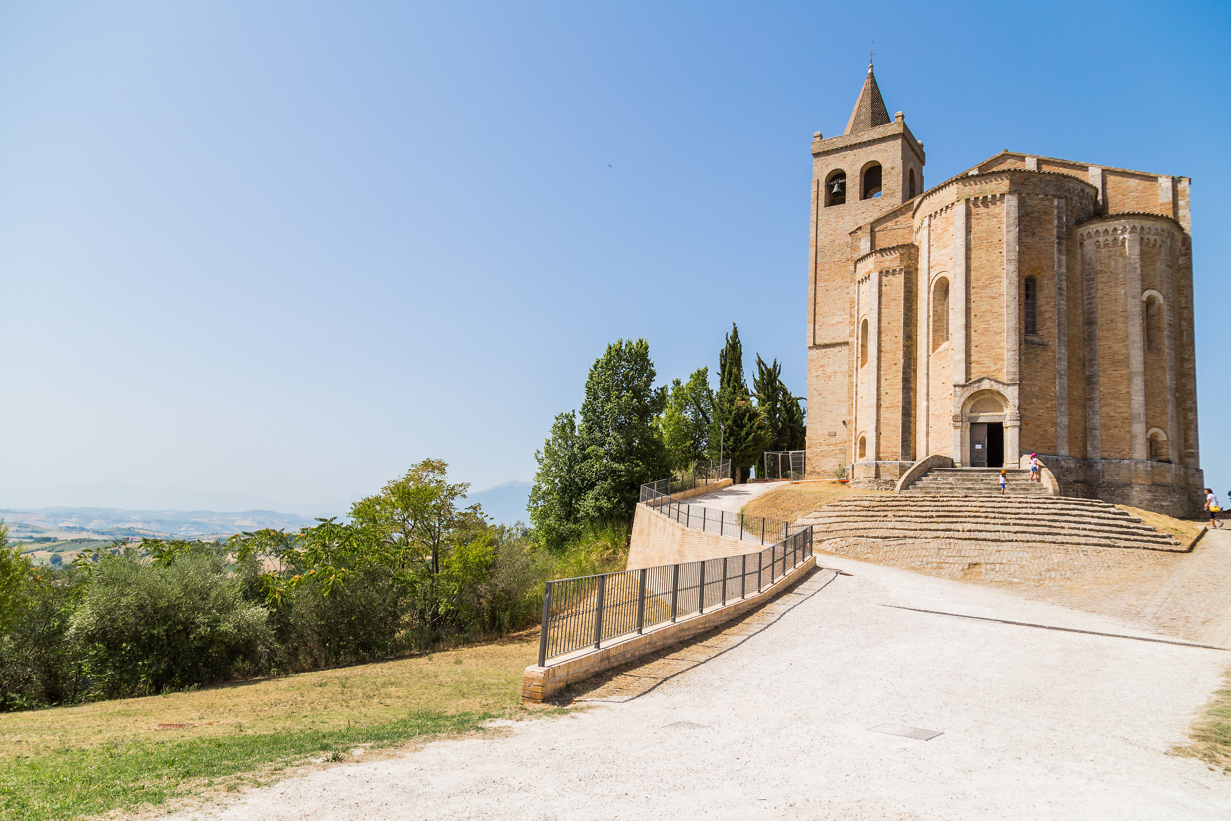Church of Santa Maria della Rocca...